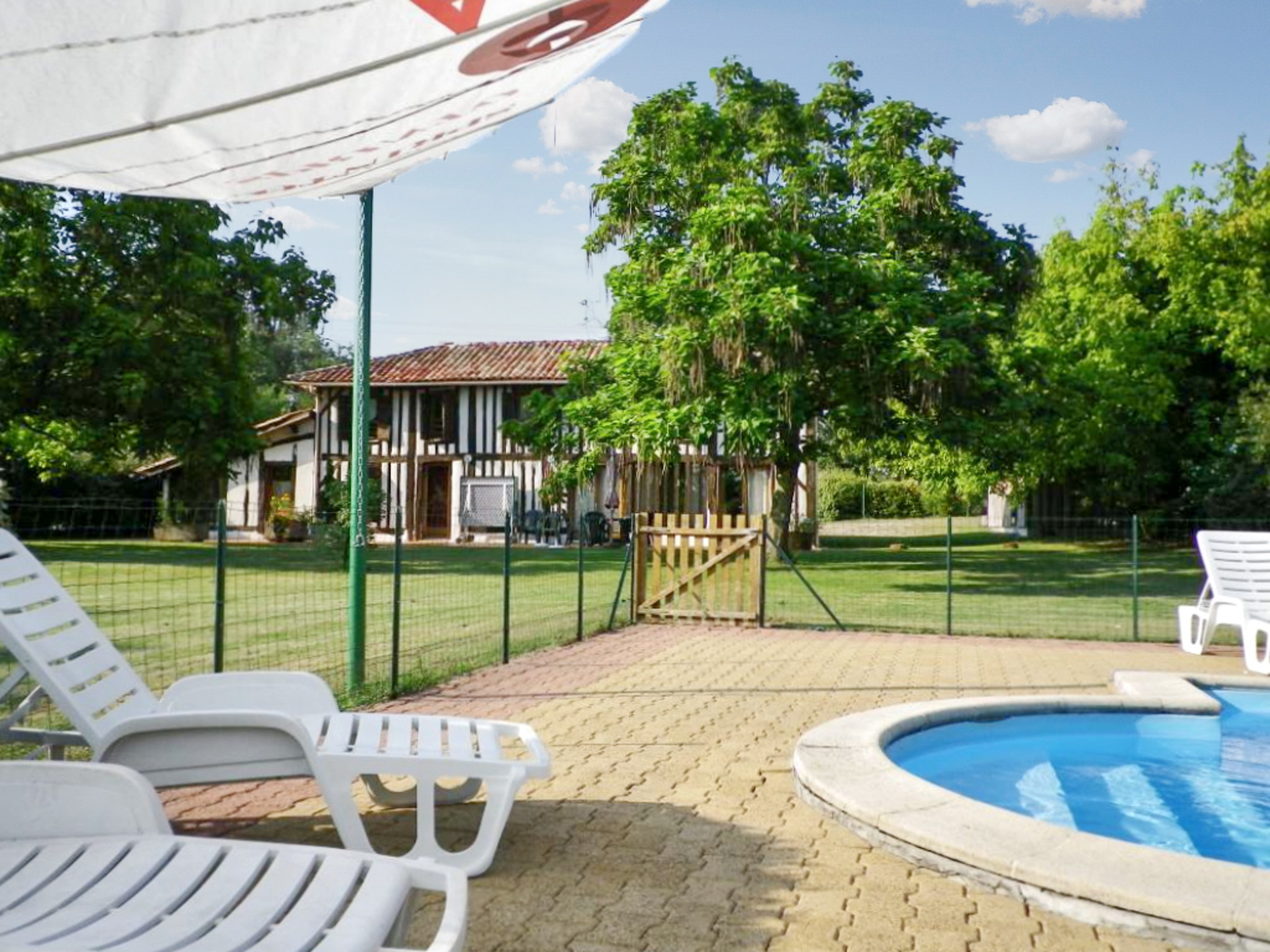 Ferienhaus Villa mit 4 Zimmern in Trensacq mit privatem Pool und möbliertem Garten - 45 km vom Strand (2202366), Trensacq, Landes, Aquitanien, Frankreich, Bild 34