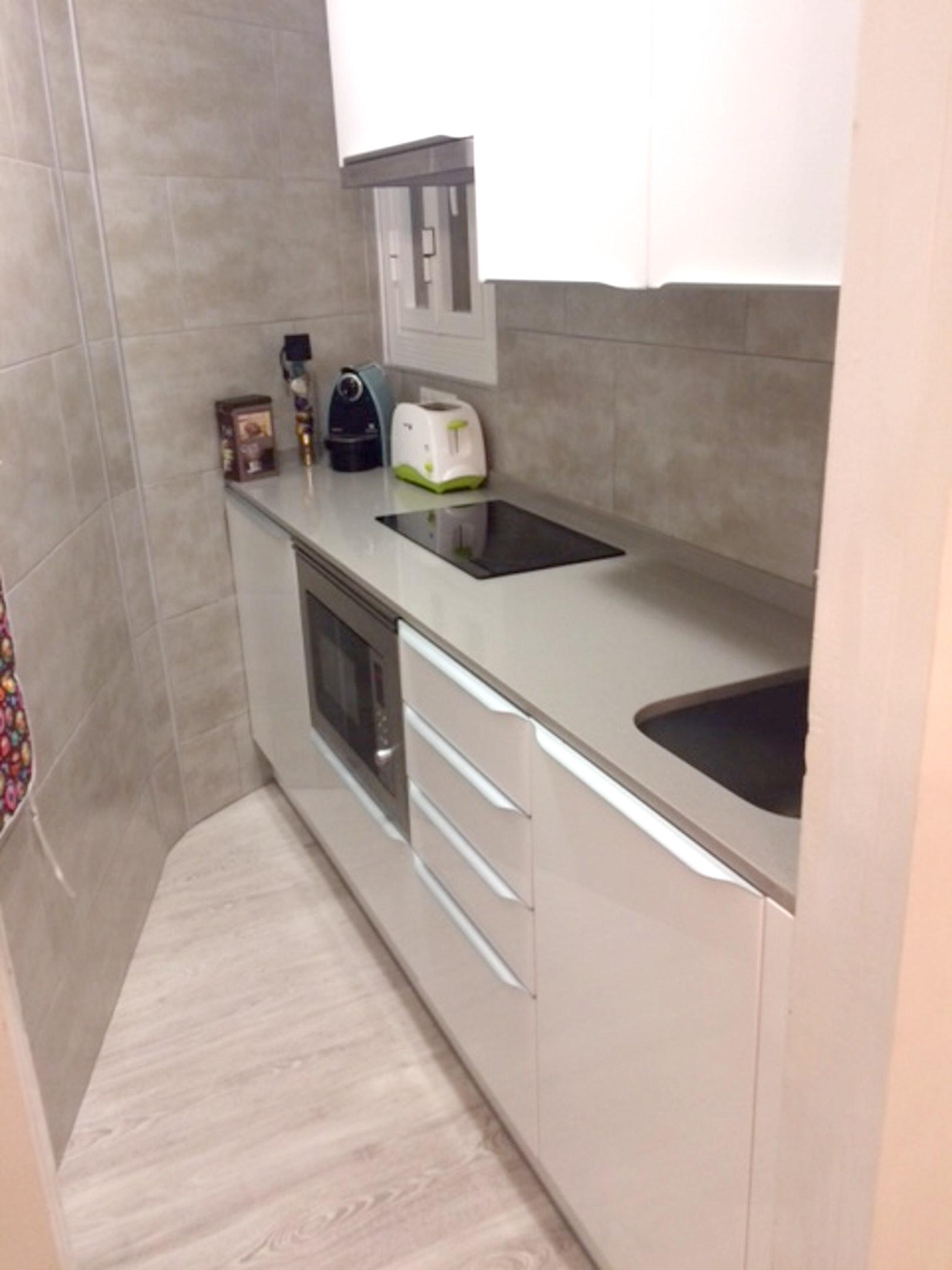 Ferienwohnung Wohnung mit einem Schlafzimmer in Cambrils mit schöner Aussicht auf die Stadt, möblierter  (2520467), Cambrils, Costa Dorada, Katalonien, Spanien, Bild 7