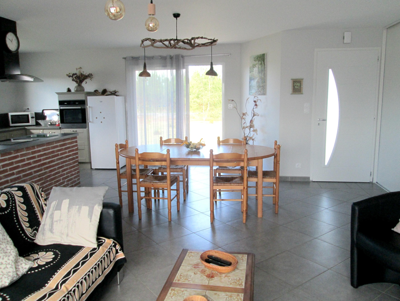 Maison de vacances Haus mit 3 Schlafzimmern in Lit-et-Mixe mit möblierter Terrasse und W-LAN - 10 km vom Stra (2213119), Lit et Mixe, Côte atlantique Landes, Aquitaine, France, image 11