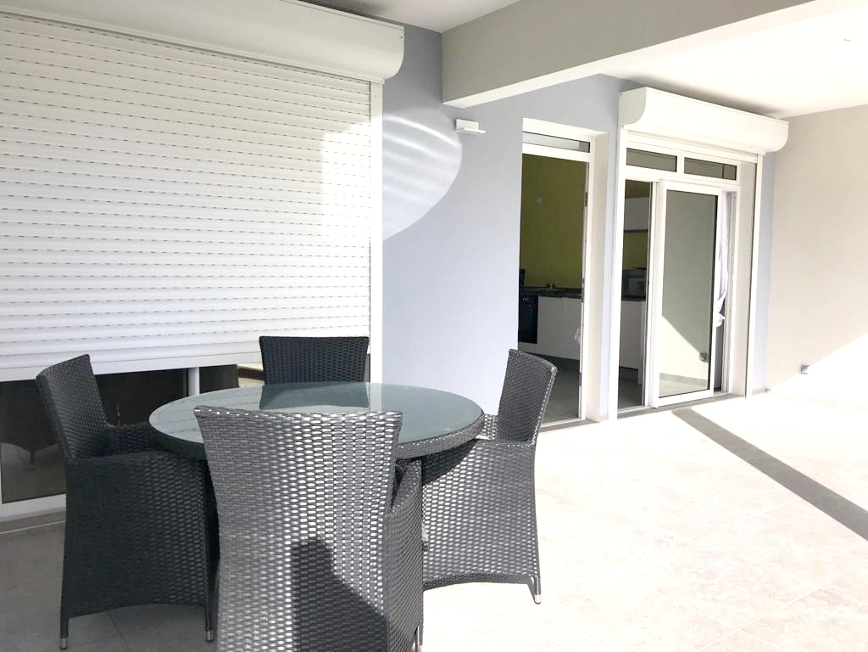 Haus mit einem Schlafzimmer in Le Moule mit herrli Ferienhaus in Guadeloupe
