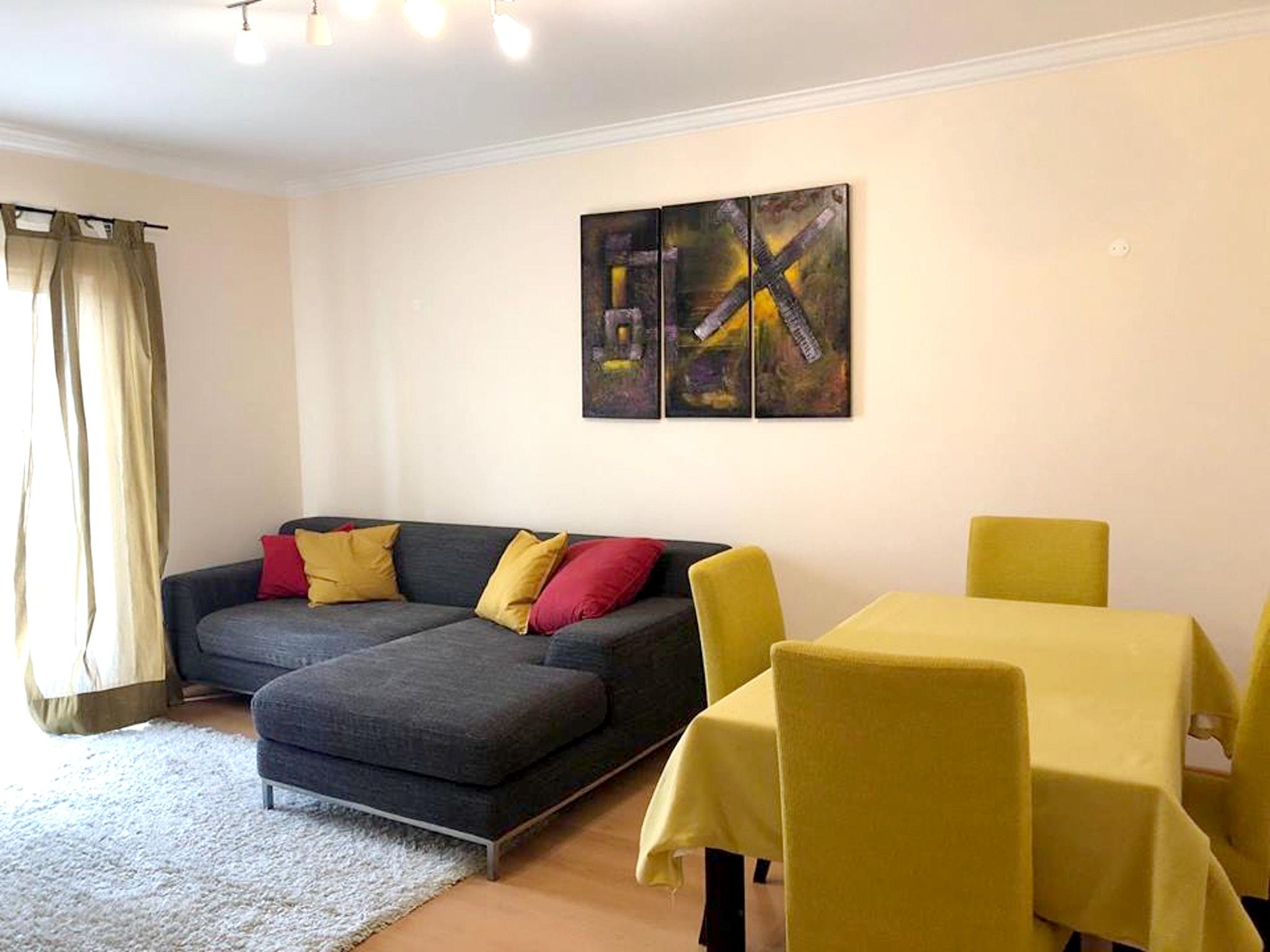 Ferienwohnung Wohnung mit einem Schlafzimmer in Peniche mit Terrasse und W-LAN - 400 m vom Strand entfer (2622208), Peniche, Costa de Prata, Zentral-Portugal, Portugal, Bild 5