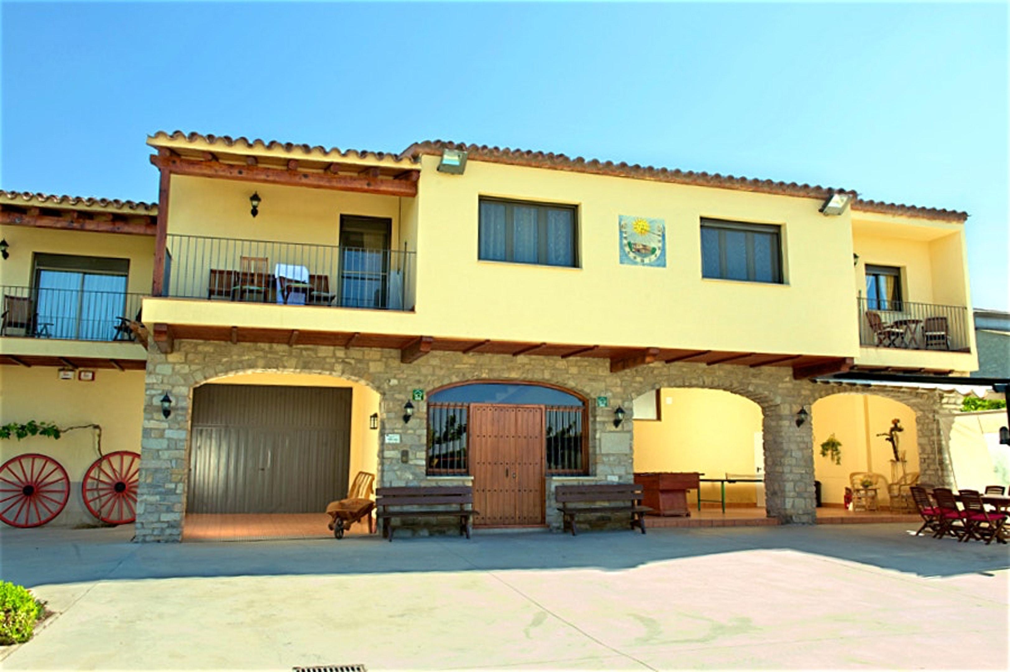 Villa mit 7 Schlafzimmern in Tornabous mit toller  Villa