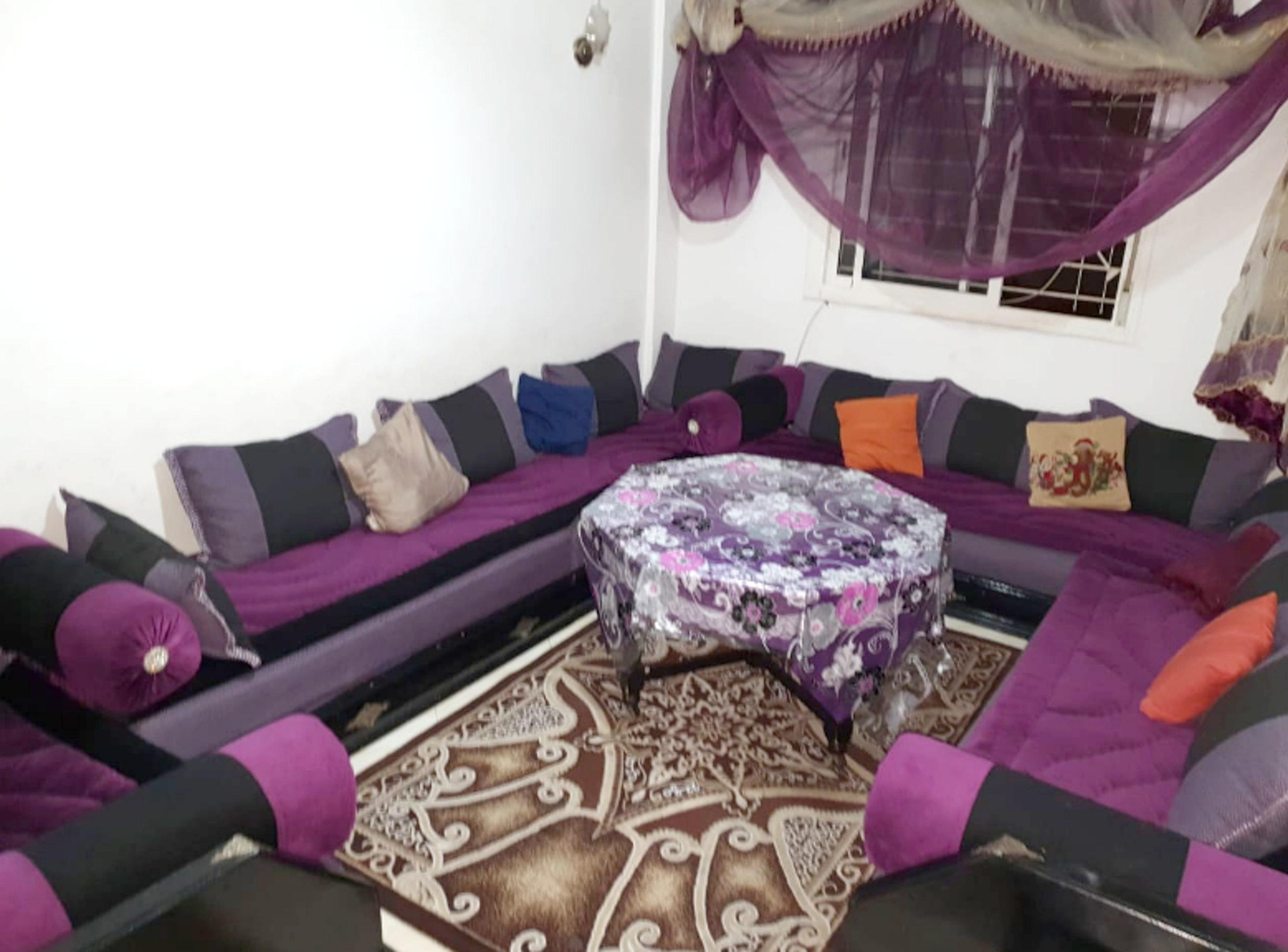 Wohnung mit 2 Schlafzimmern in Agadir mit schö Ferienwohnung in Afrika