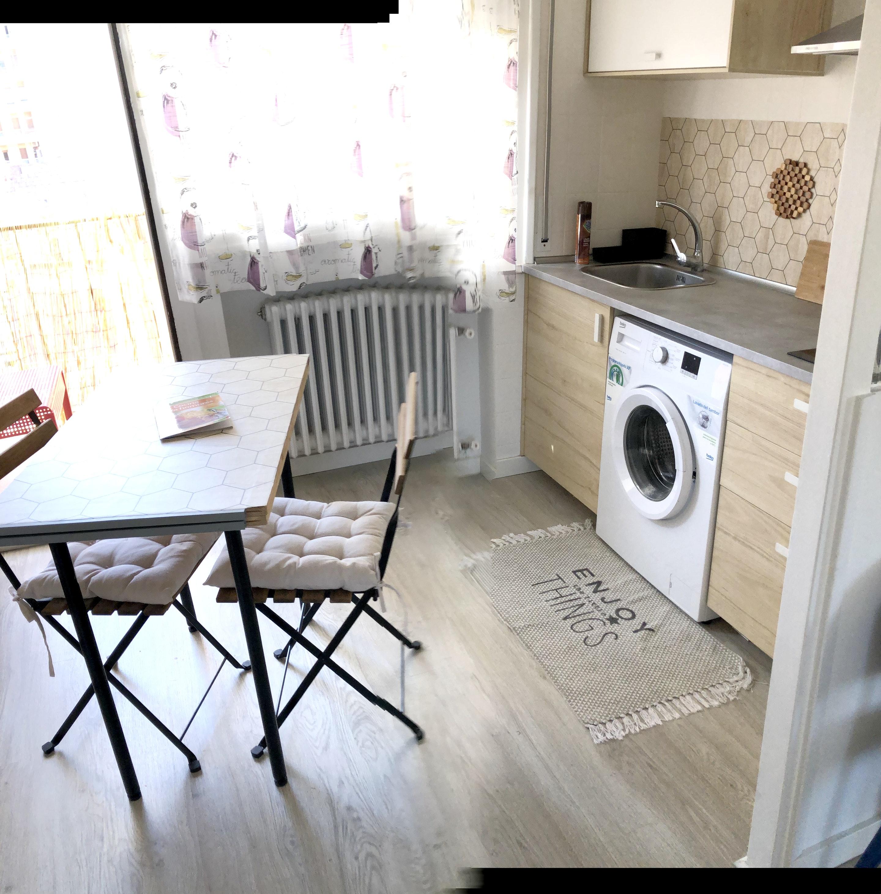 Ferienwohnung Wohnung mit 2 Schlafzimmern in Tudela mit schöner Aussicht auf die Stadt, möblierter Terra (2708241), Tudela, , Navarra, Spanien, Bild 57