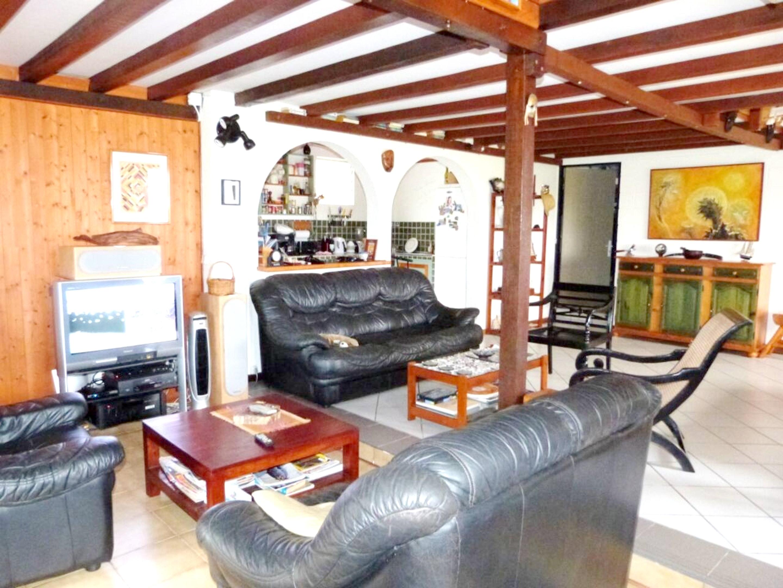 Haus mit 3 Schlafzimmern in Saint Marie mit herrli Ferienhaus in Afrika
