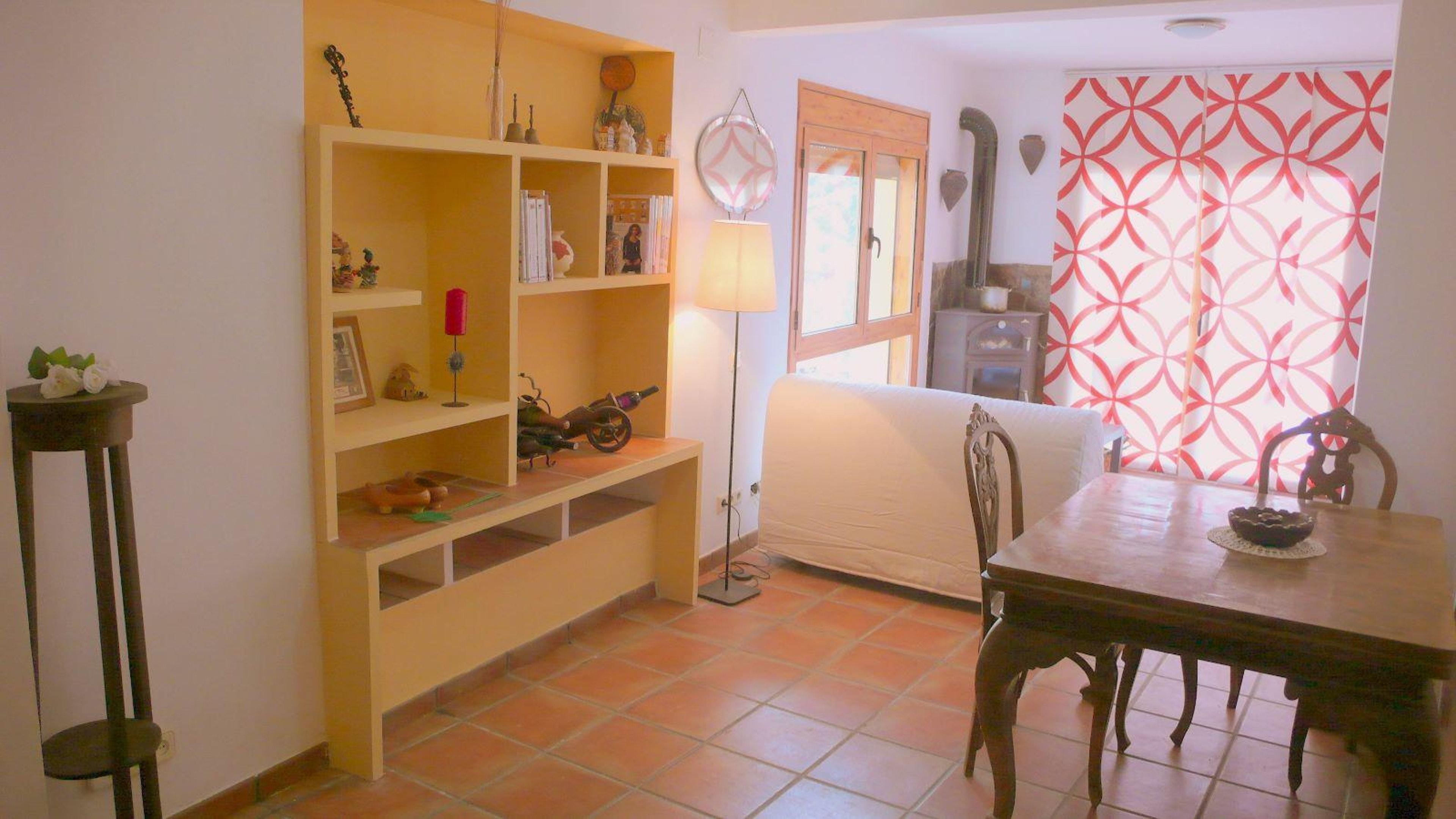 Wohnung mit 2 Schlafzimmern in Tolva mit toller Au Ferienwohnung  Aragonien