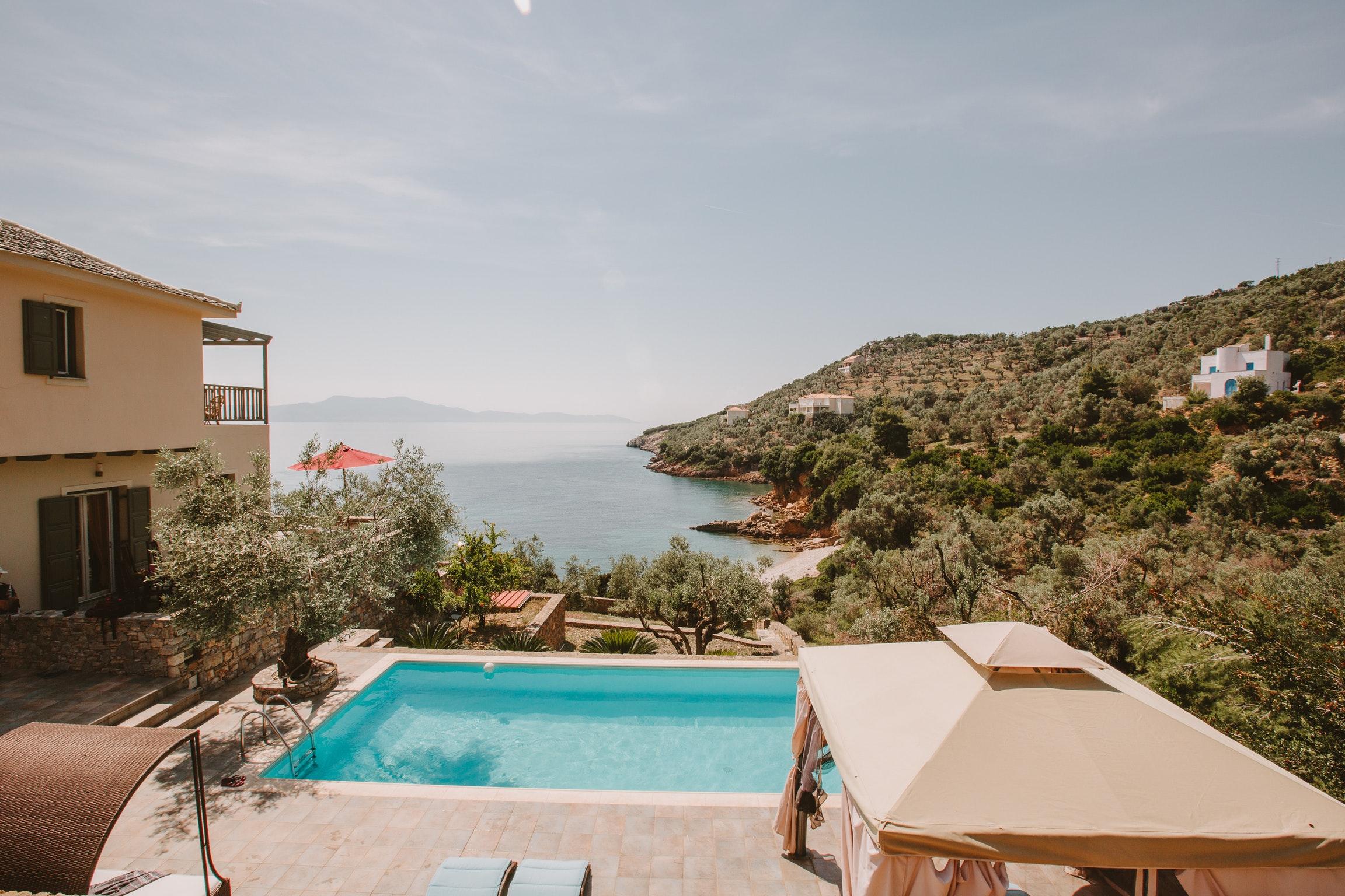 Maison de vacances Villa mit 3 Schlafzimmern in Diasello mit herrlichem Meerblick, privatem Pool, eingezäunte (2339719), Alonnisos, Alonnisos, Sporades, Grèce, image 2