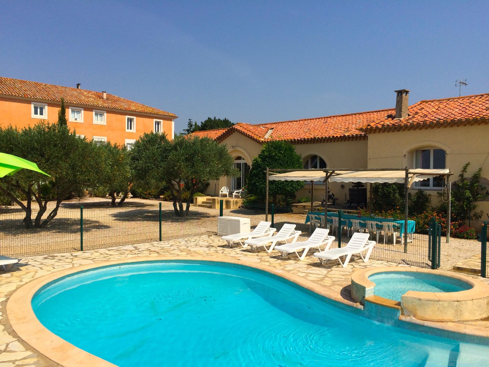 Ferienhaus Charaktervolles Haus in Hérault mit Pool und Garten (2201003), Portiragnes, Mittelmeerküste Hérault, Languedoc-Roussillon, Frankreich, Bild 2