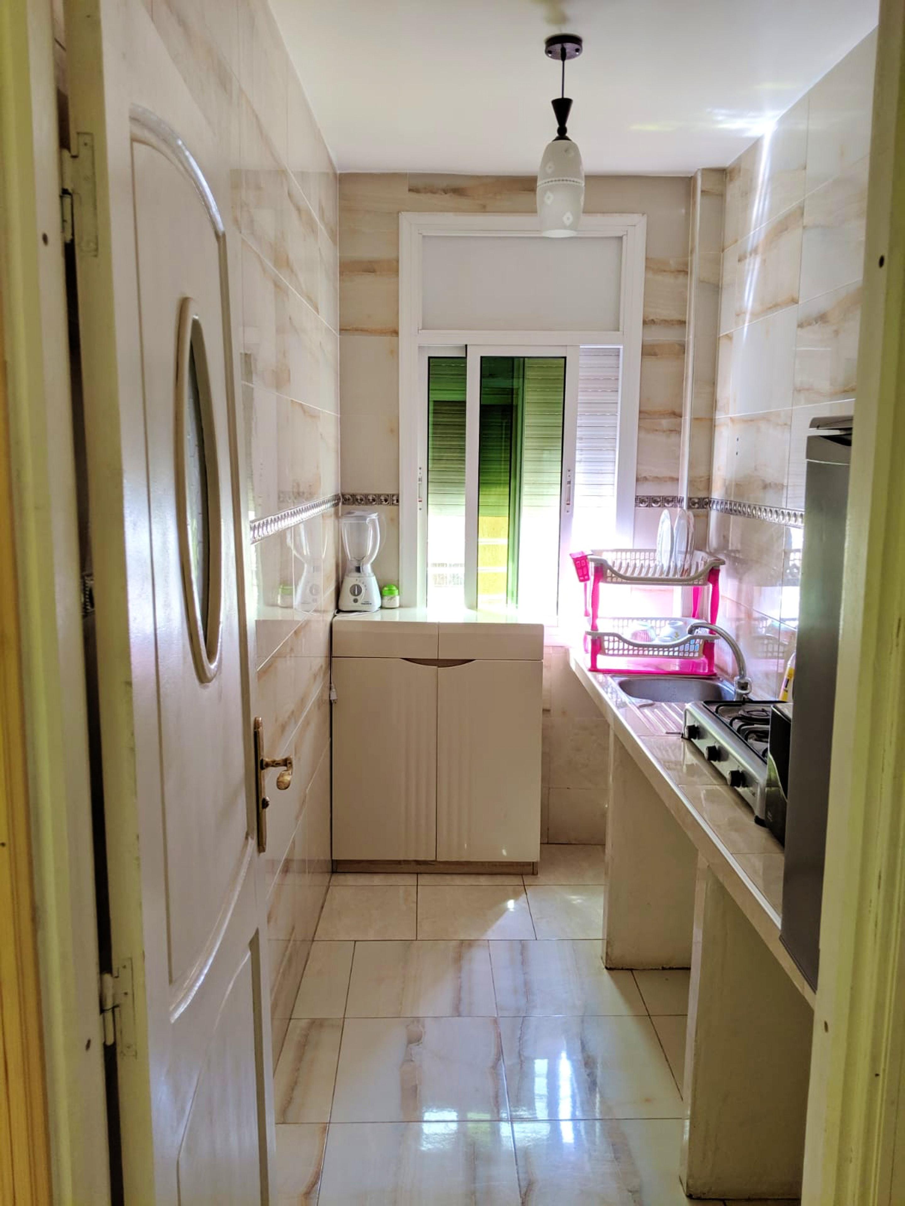 Wohnung mit 2 Schlafzimmern in Kenitra mit sch&oum Ferienwohnung in Marokko