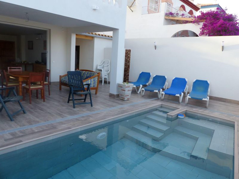 Villa mit 3 Schlafzimmern in San Juan de los Terre Villa