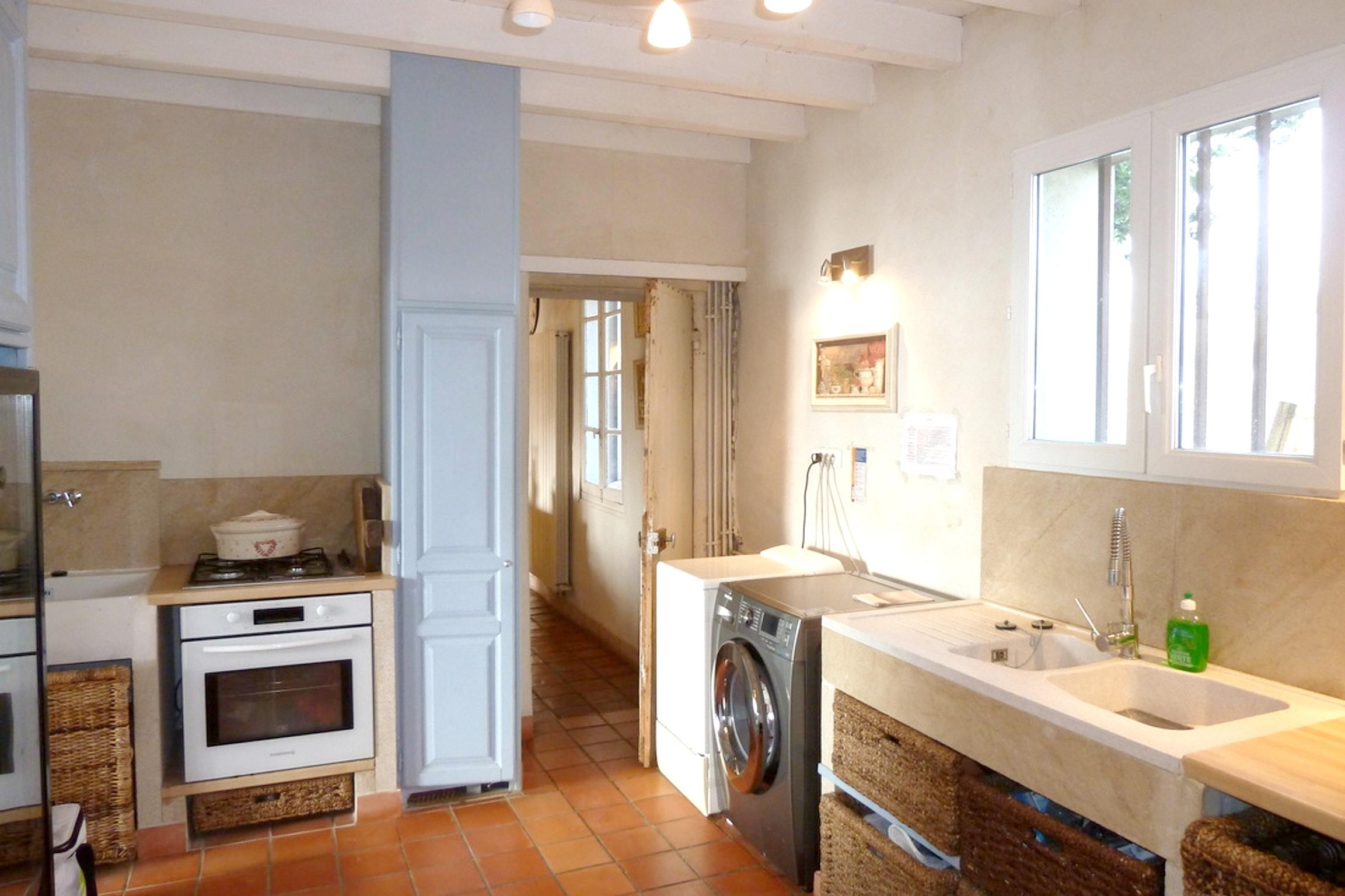 Ferienhaus Haus mit 6 Schlafzimmern in Pernes-les-Fontaines mit privatem Pool, möbliertem Garten und  (2377414), Pernes les Fontaines, Saône-et-Loire, Burgund, Frankreich, Bild 20
