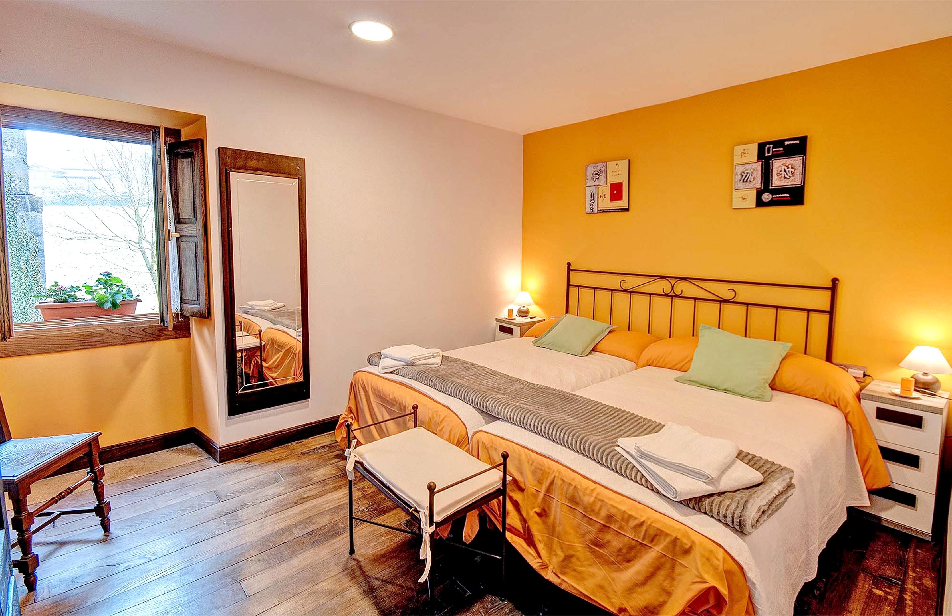 Ferienhaus Haus mit 5 Schlafzimmern in Baráibar mit toller Aussicht auf die Berge, möbliertem Garten  (2541138), Baraibar, , Navarra, Spanien, Bild 6