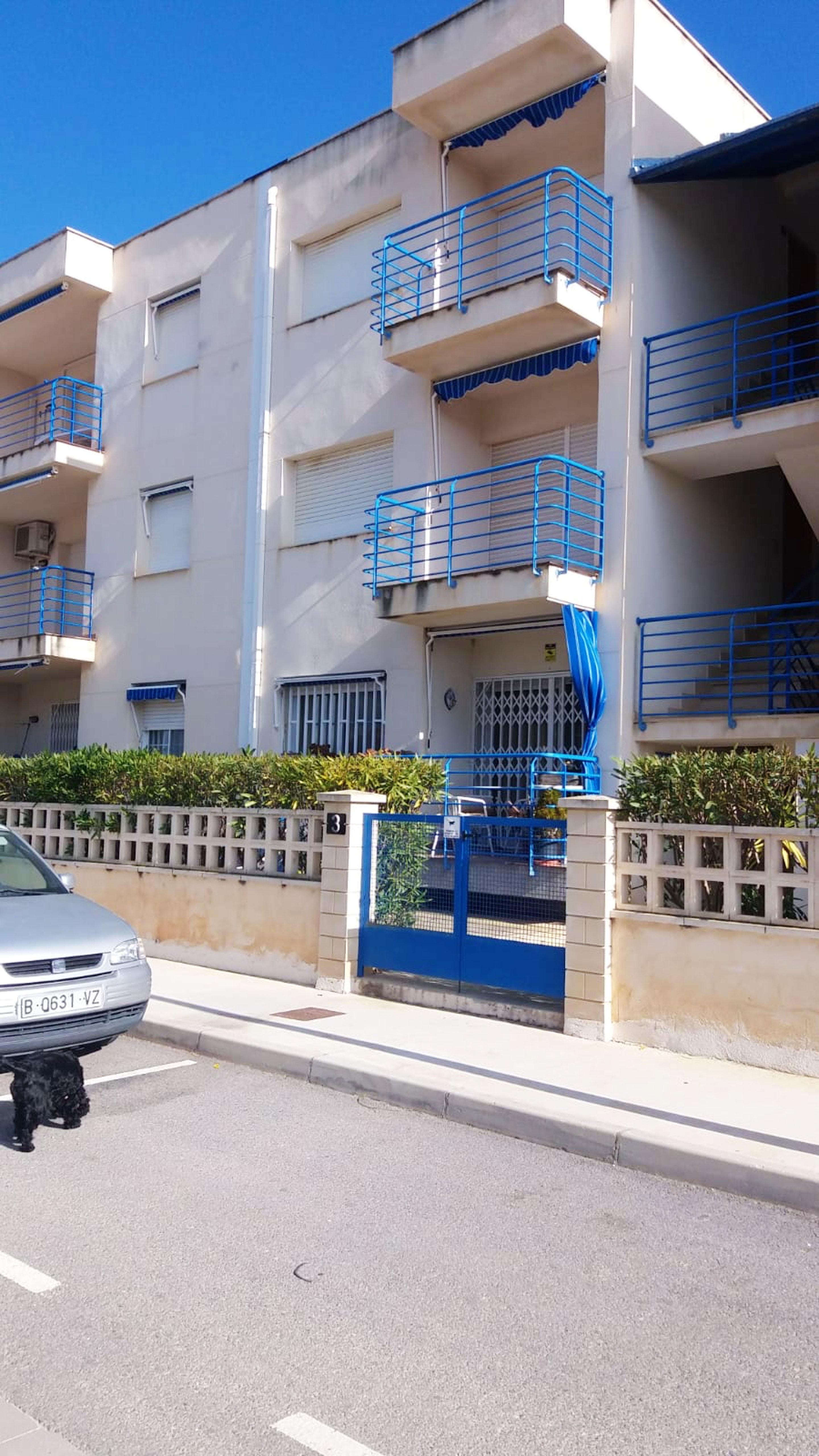 Ferienwohnung Wohnung mit einem Schlafzimmer in L'Eucaliptus mit herrlichem Meerblick, Pool und möbliert (2616465), L'Eucaliptus, Tarragona, Katalonien, Spanien, Bild 26
