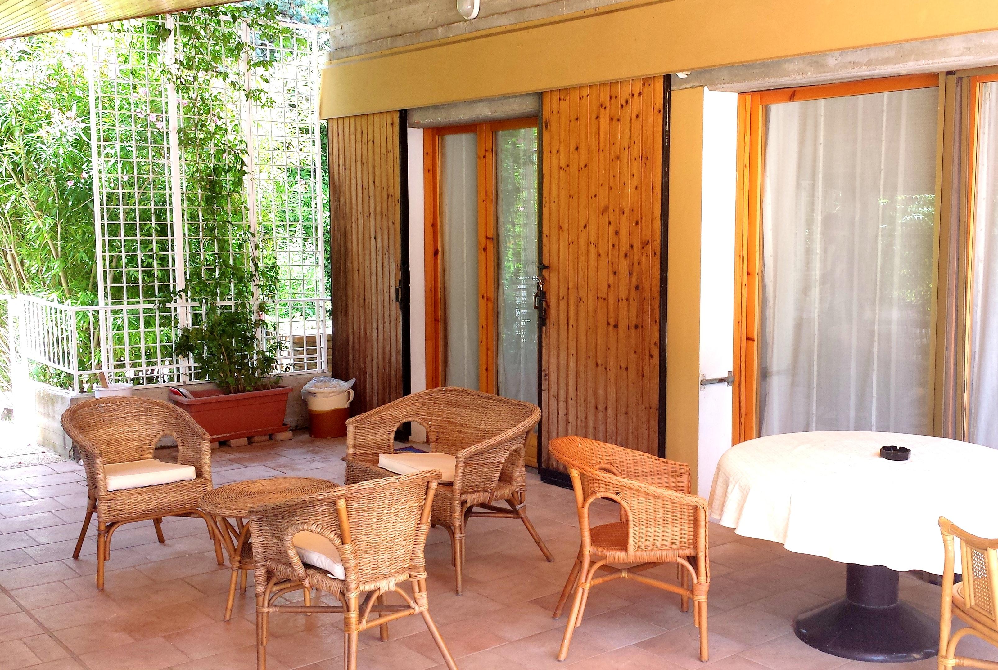 Ferienwohnung Wohnung mit 3 Schlafzimmern in Pesaro mit Pool, eingezäuntem Garten und W-LAN - 4 km vom S (2339355), Pesaro, Pesaro und Urbino, Marken, Italien, Bild 3