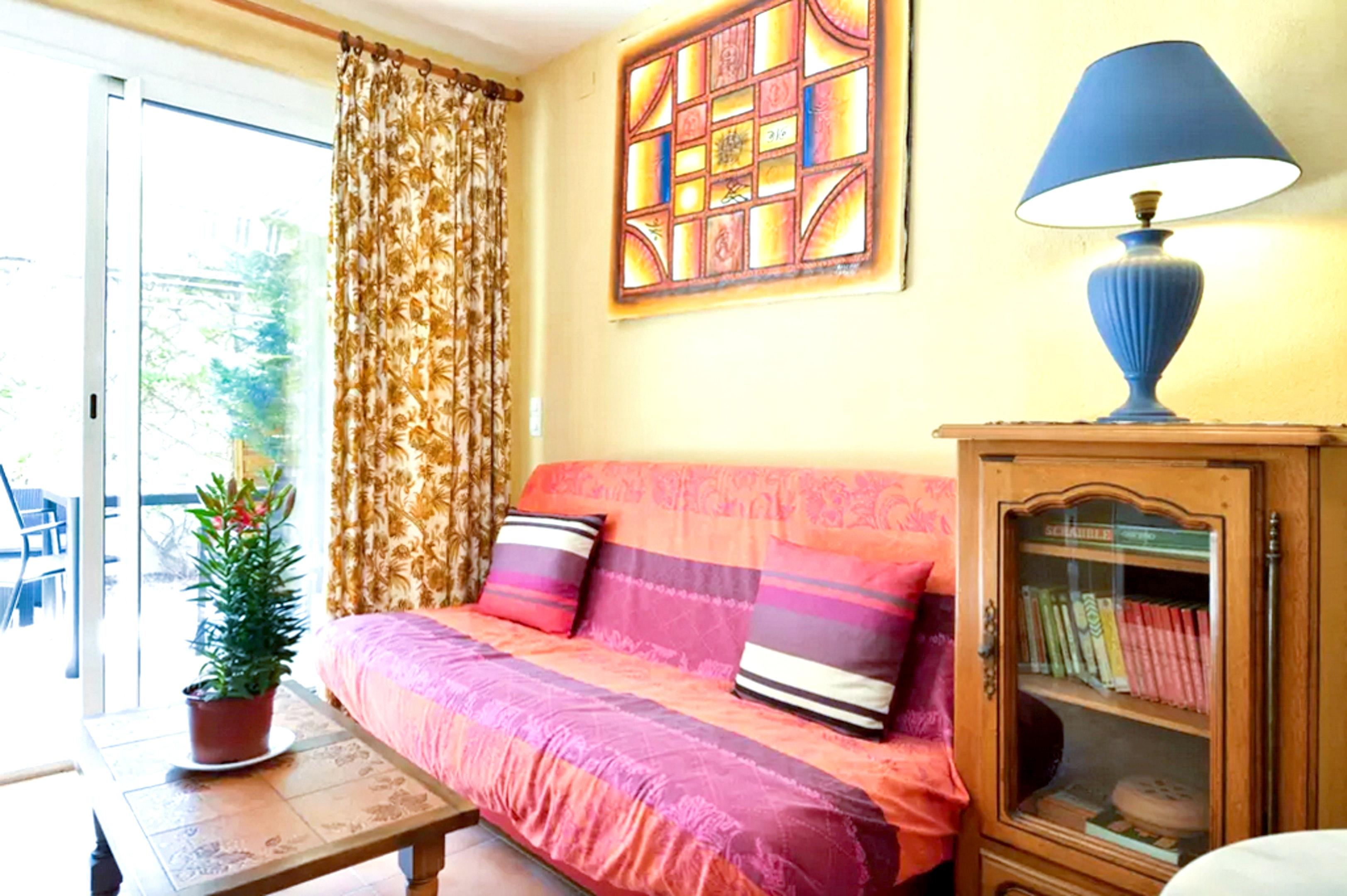 Holiday apartment Wohnung mit einem Schlafzimmer in Fréjus mit eingezäuntem Garten und W-LAN (2202409), Fréjus, Côte d'Azur, Provence - Alps - Côte d'Azur, France, picture 5