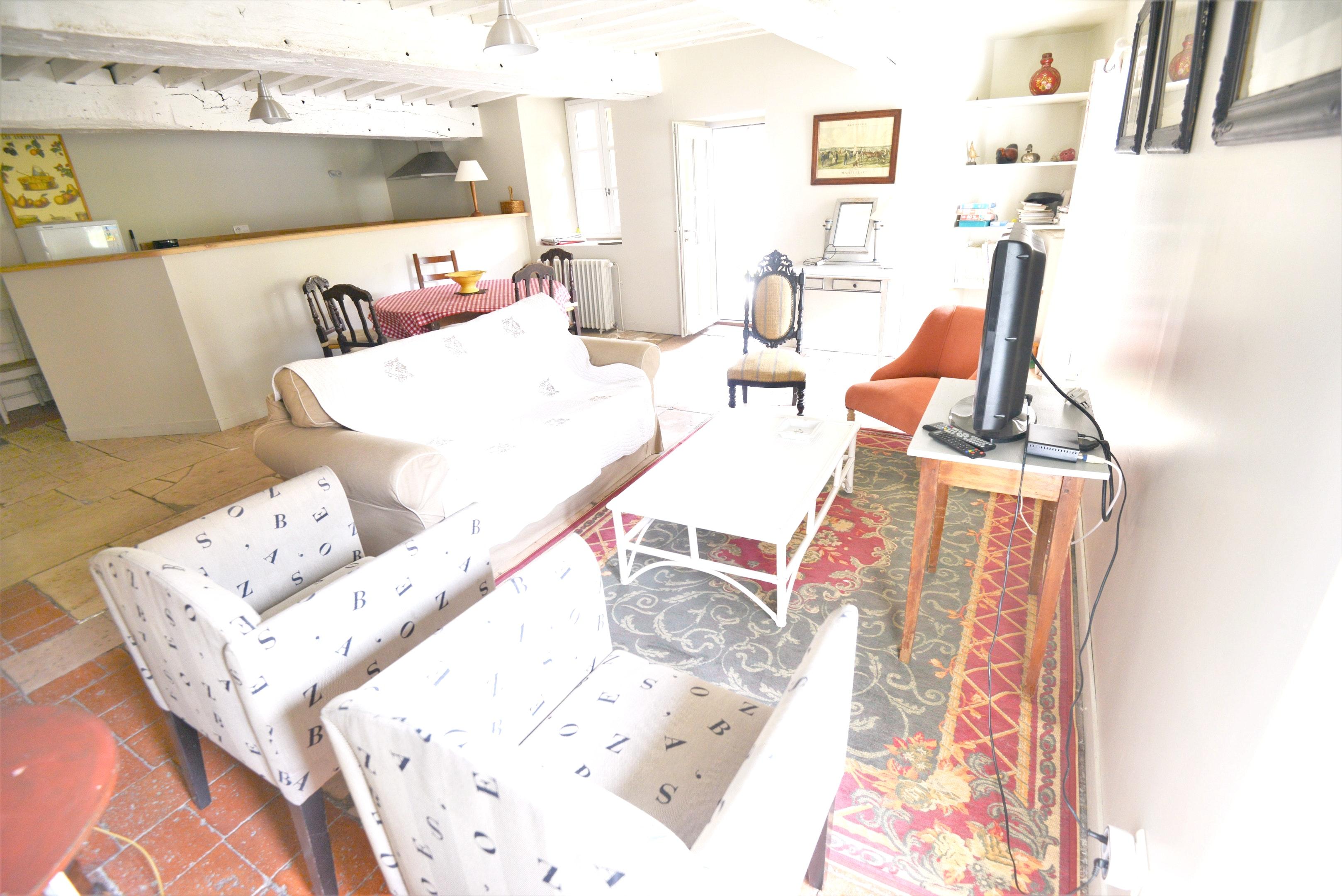 Ferienhaus Haus mit 2 Schlafzimmern in Grevilly mit eingezäuntem Garten (2202565), Grevilly, Saône-et-Loire, Burgund, Frankreich, Bild 1