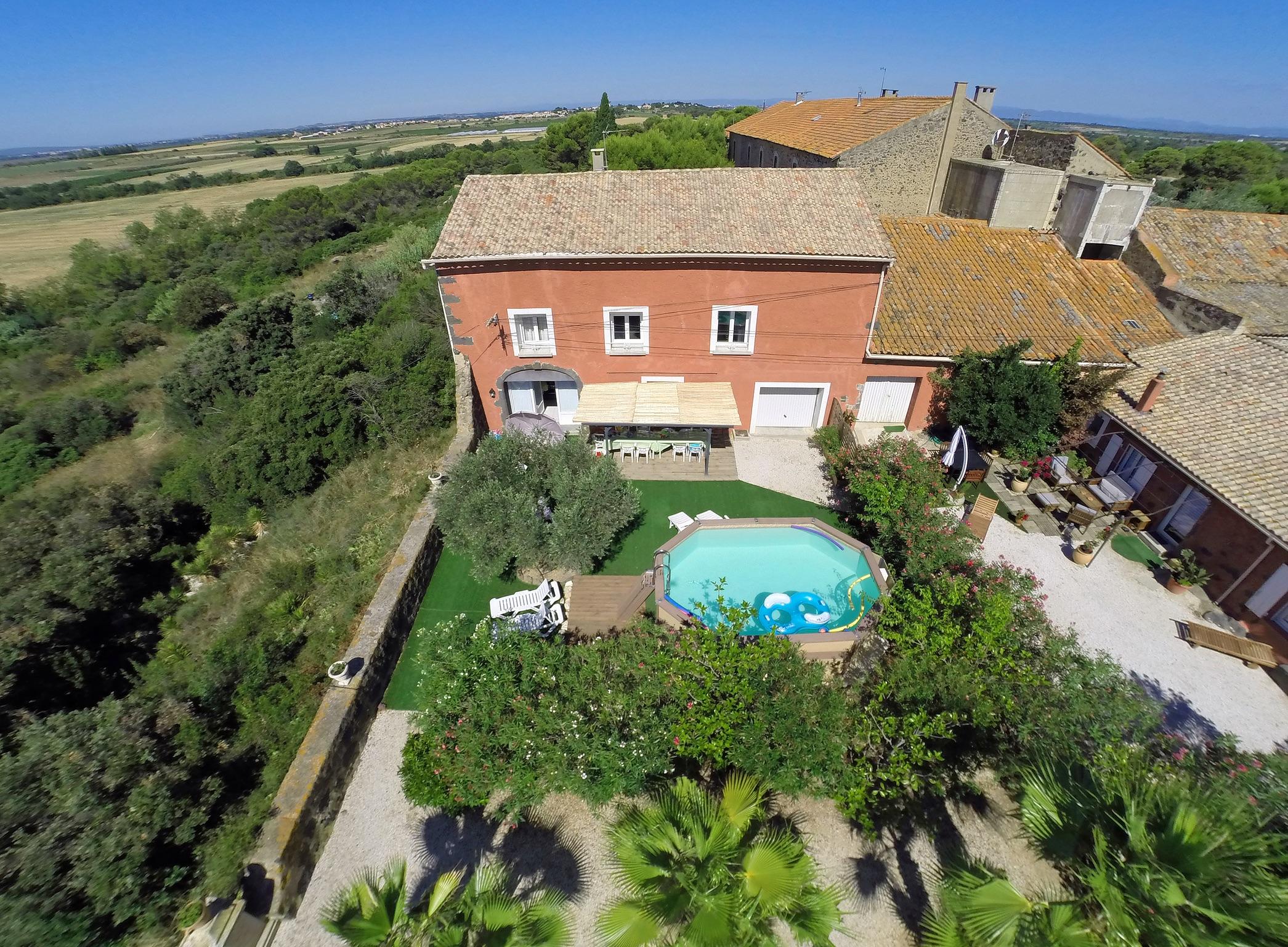 Ferienhaus Bauernhaus in der Languedoc-Roussillon mit Pool und üppigem Garten (2201002), Portiragnes, Mittelmeerküste Hérault, Languedoc-Roussillon, Frankreich, Bild 36