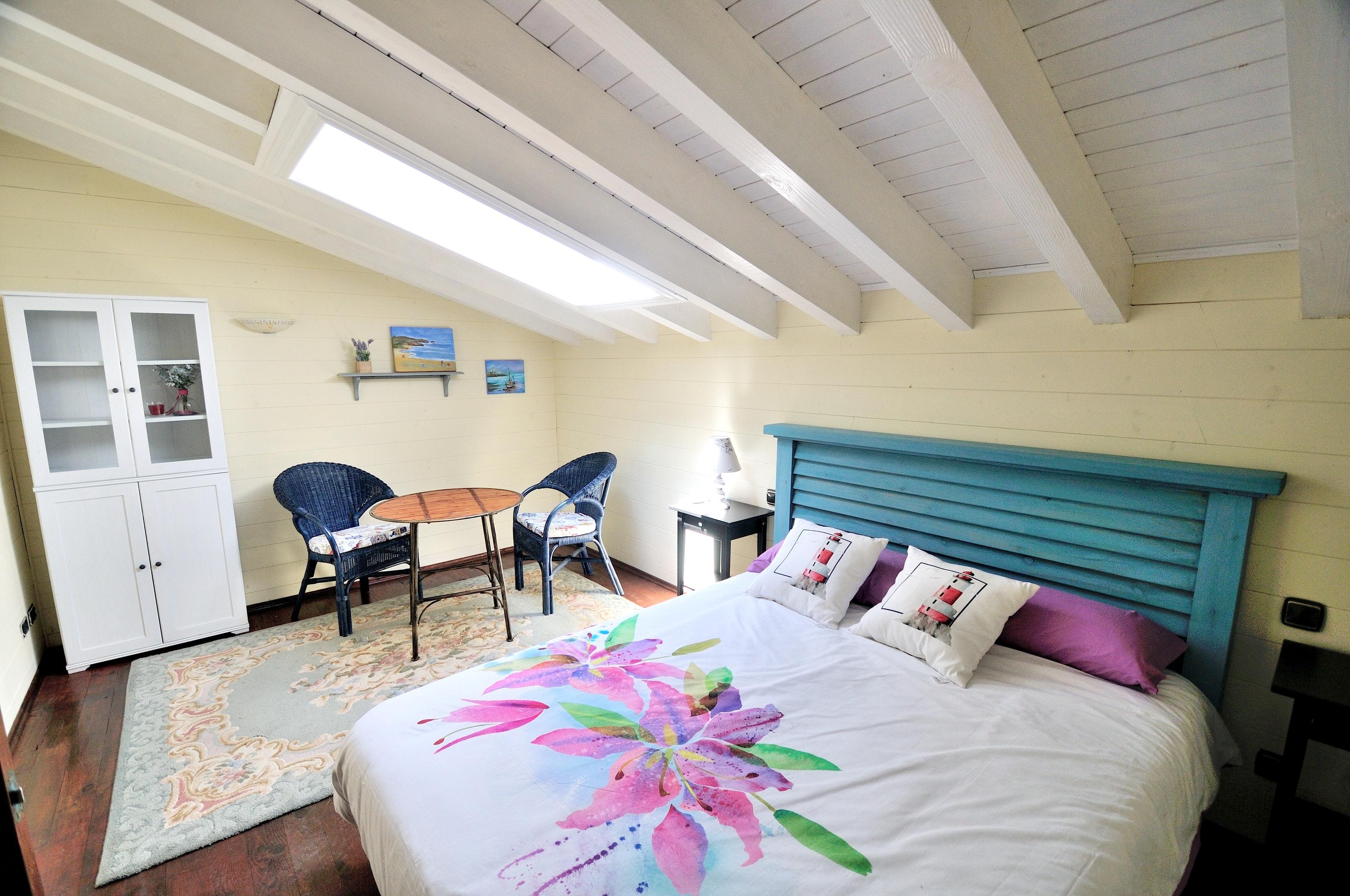 Ferienhaus Haus mit 3 Schlafzimmern in Albuerne mit eingezäuntem Garten - 6 km vom Strand entfernt (2208400), Albuerne, Costa Verde (ES), Asturien, Spanien, Bild 11