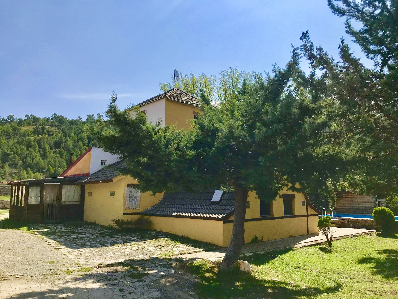 Maison de vacances Hütte mit 4 Schlafzimmern in Camarena de la Sierra mit toller Aussicht auf die Berge, priv (2474258), Camarena de la Sierra, Teruel, Aragon, Espagne, image 11