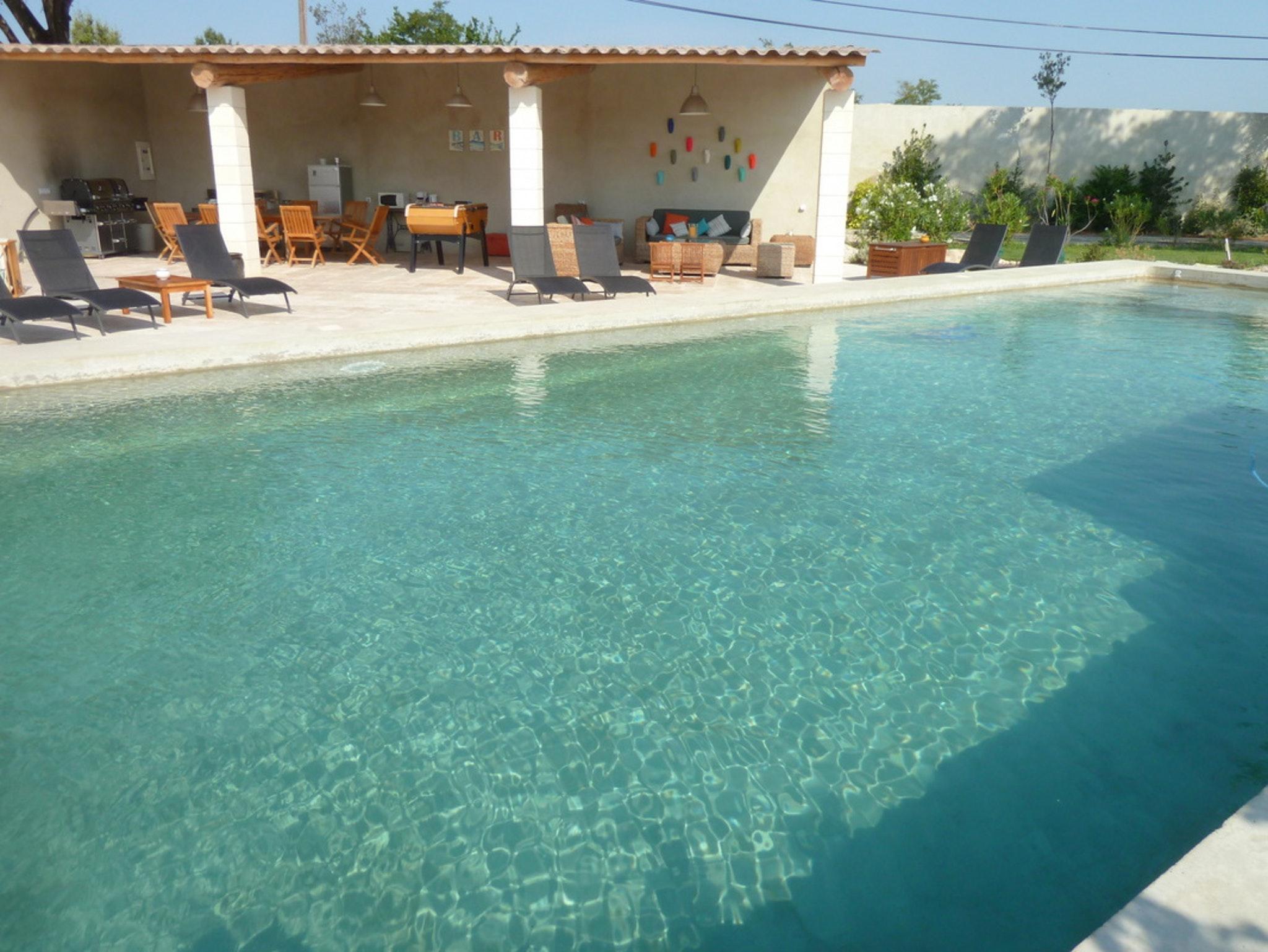 Ferienhaus Haus mit 6 Schlafzimmern in Pernes-les-Fontaines mit privatem Pool, möbliertem Garten und  (2377414), Pernes les Fontaines, Saône-et-Loire, Burgund, Frankreich, Bild 3