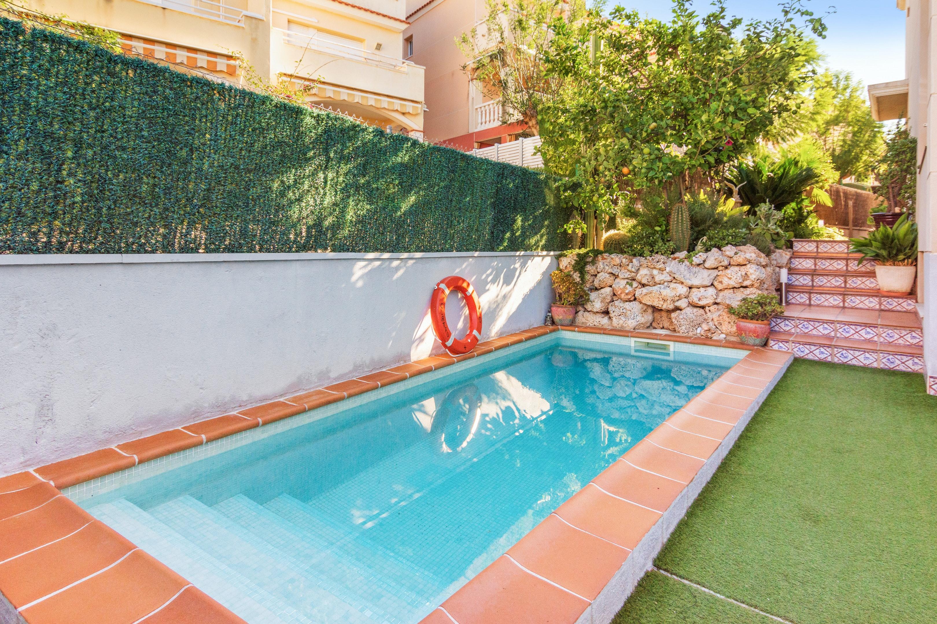 Holiday house Haus mit 4 Schlafzimmern in Torredembarra mit privatem Pool, möblierter Terrasse und W-LAN (2714475), Torredembarra, Costa Dorada, Catalonia, Spain, picture 2