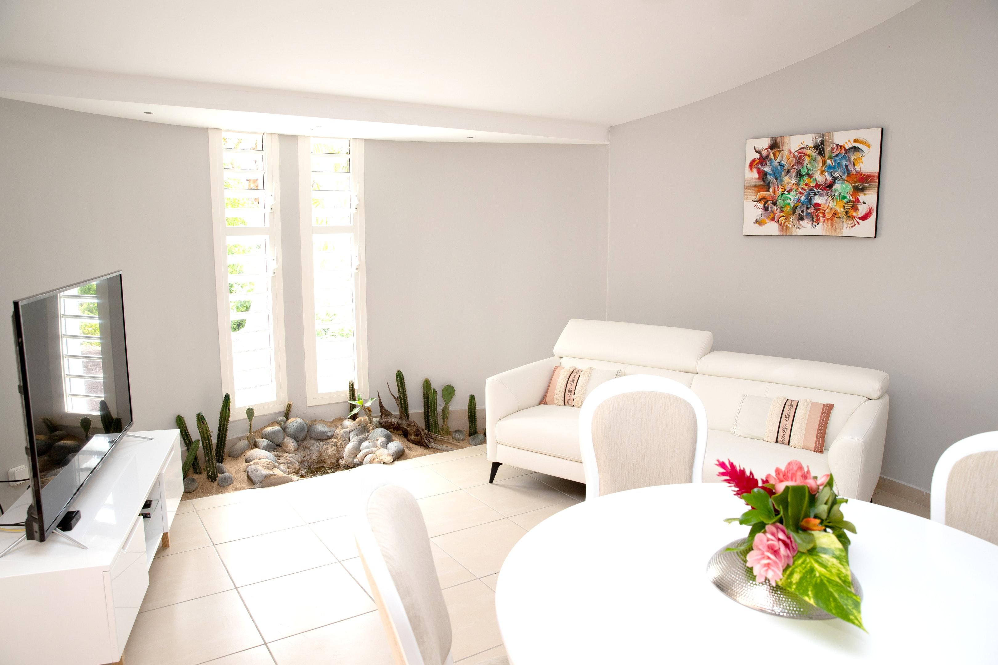 Haus mit 2 Schlafzimmern in Sainte-Anne mit Pool,  Ferienhaus in Guadeloupe