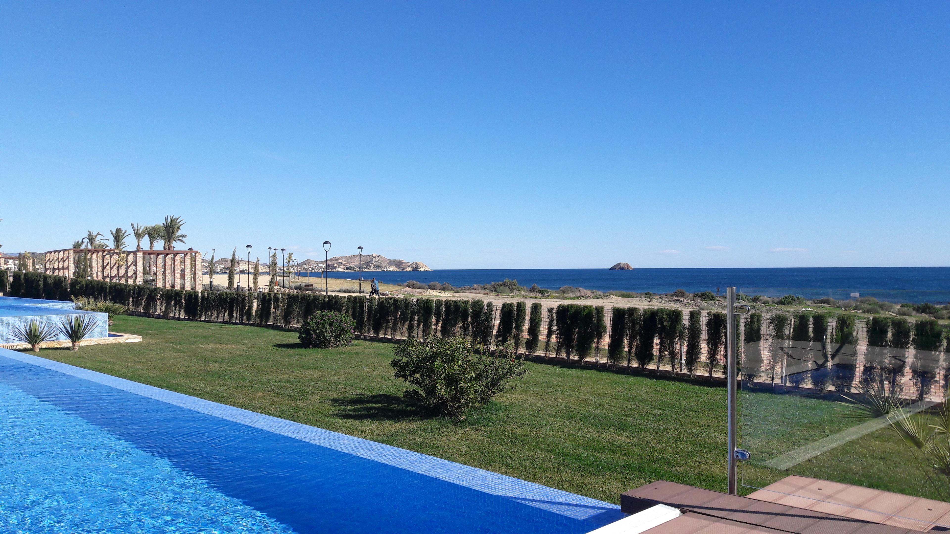 Ferienwohnung Wohnung mit 2 Schlafzimmern in San Juan de los Terreros mit herrlichem Meerblick, Pool, ei (2372661), San Juan de los Terreros, Costa de Almeria, Andalusien, Spanien, Bild 21
