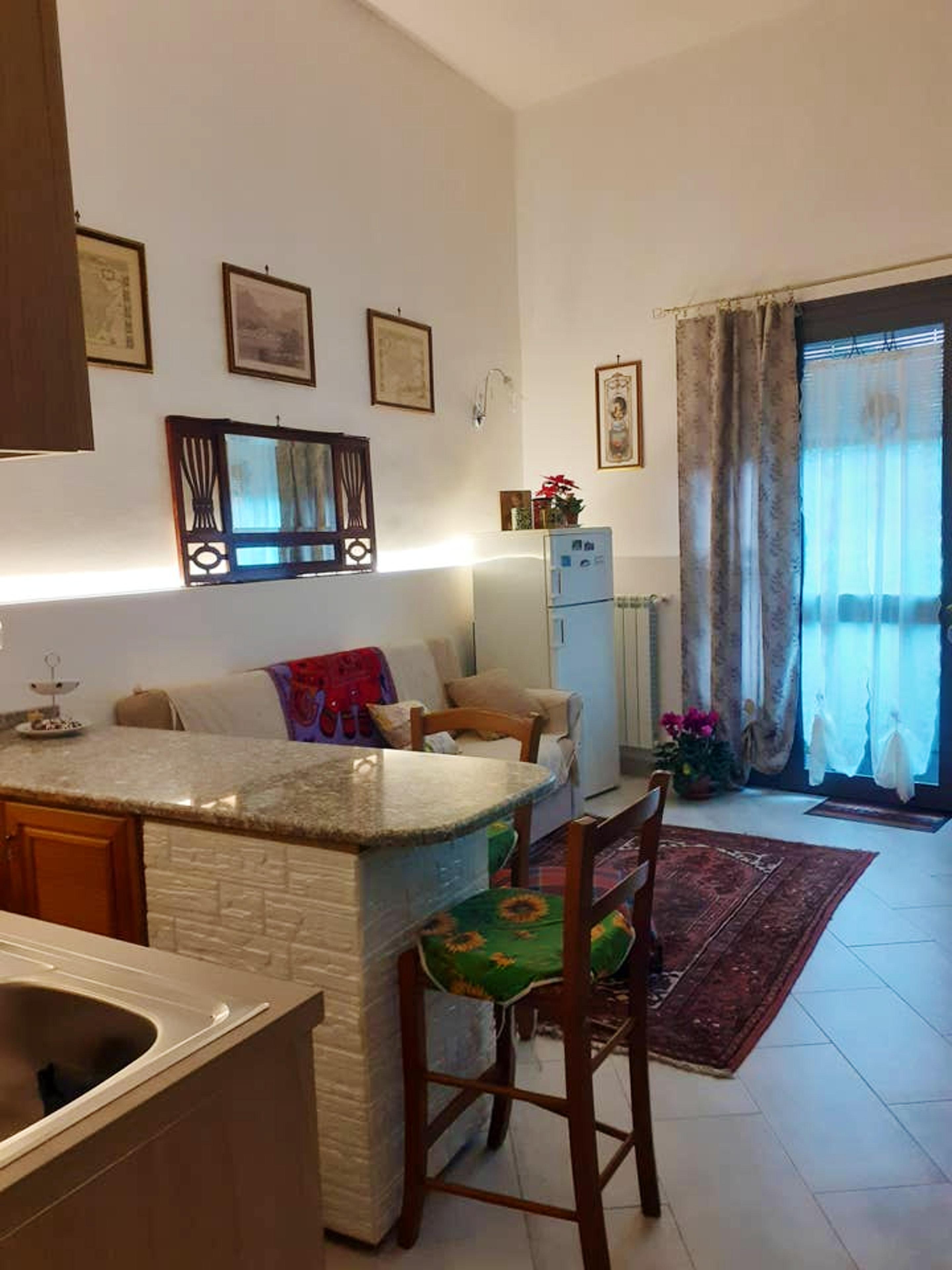 Appartement de vacances Wohnung mit einem Schlafzimmer in Catania mit W-LAN - 5 km vom Strand entfernt (2773143), Catania, Catania, Sicile, Italie, image 1