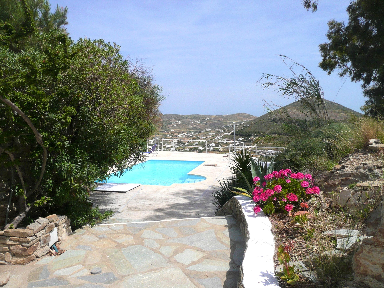 Holiday house Villa mit 2 Schlafzimmern in Paros mit herrlichem Meerblick, Pool, Terrasse (2201782), Paros, Paros, Cyclades, Greece, picture 18
