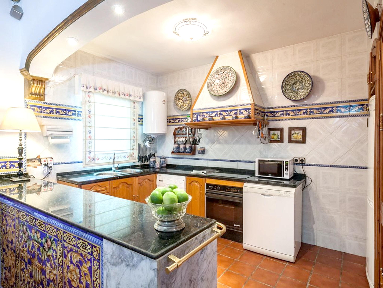 Ferienhaus Villa mit 4 Schlafzimmern in Los Palacios y Villafranca mit privatem Pool, eingezäuntem Ga (2422948), Los Palacios y Villafranca, Sevilla, Andalusien, Spanien, Bild 18