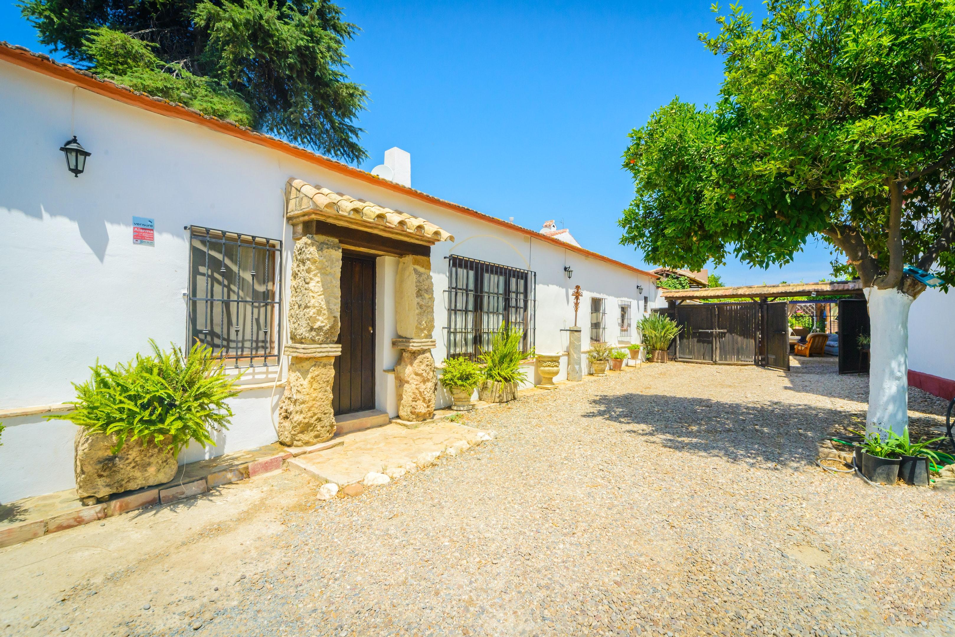 Ferienhaus Villa mit 3 Schlafzimmern in Peñaflor mit privatem Pool, eingezäuntem Garten und W-LAN (2208249), Peñaflor, Sevilla, Andalusien, Spanien, Bild 30