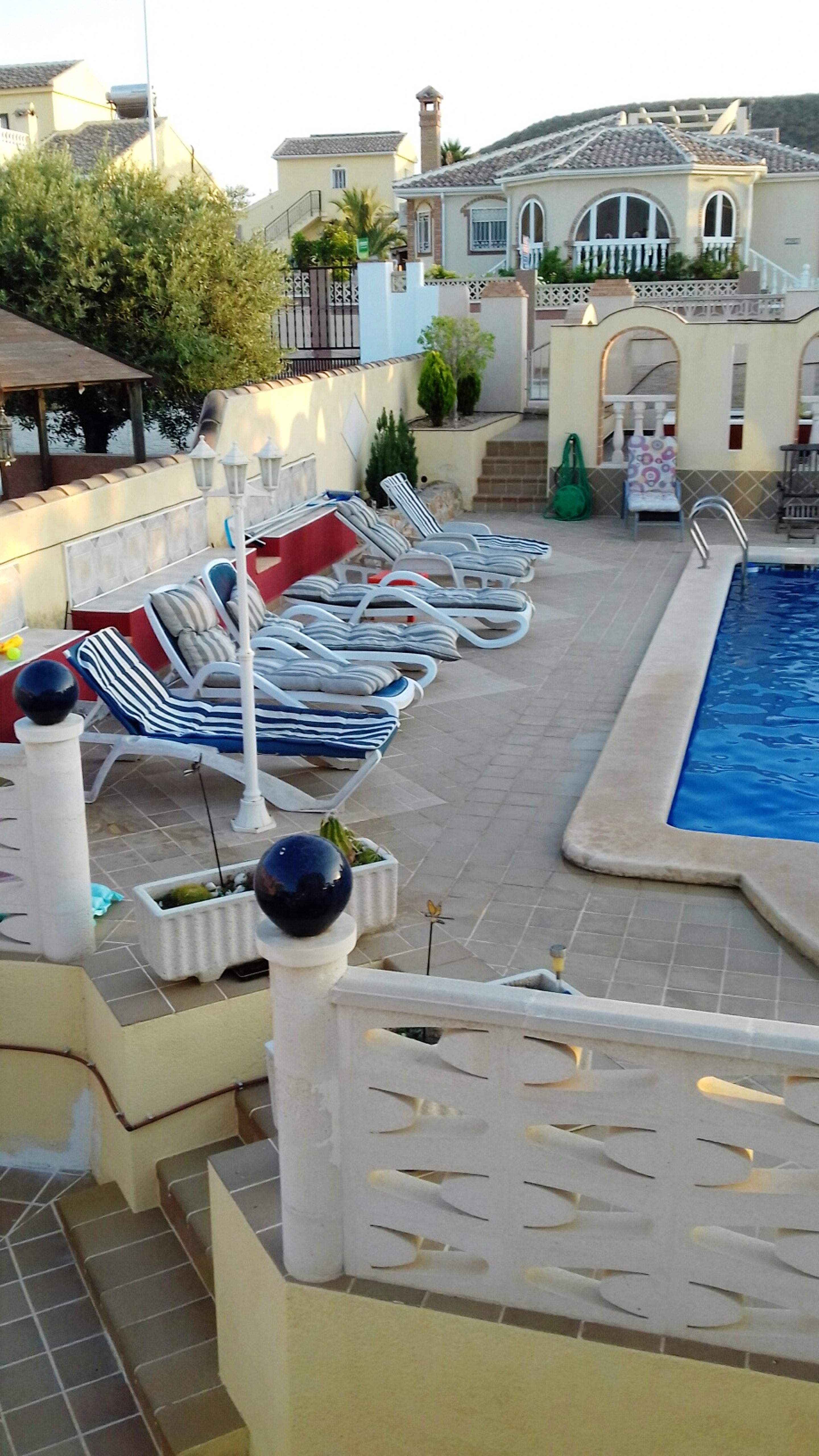 Appartement de vacances Wohnung mit 2 Schlafzimmern in Mazarrón mit toller Aussicht auf die Berge, privatem Pool,  (2632538), Mazarron, Costa Calida, Murcie, Espagne, image 12