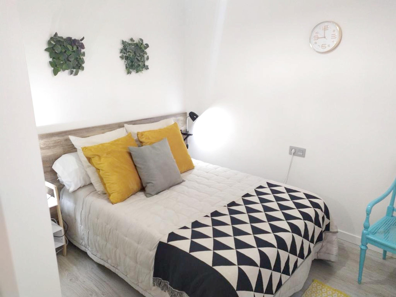 Ferienwohnung Wohnung mit 2 Schlafzimmern in Tudela mit schöner Aussicht auf die Stadt, möblierter Terra (2708241), Tudela, , Navarra, Spanien, Bild 8
