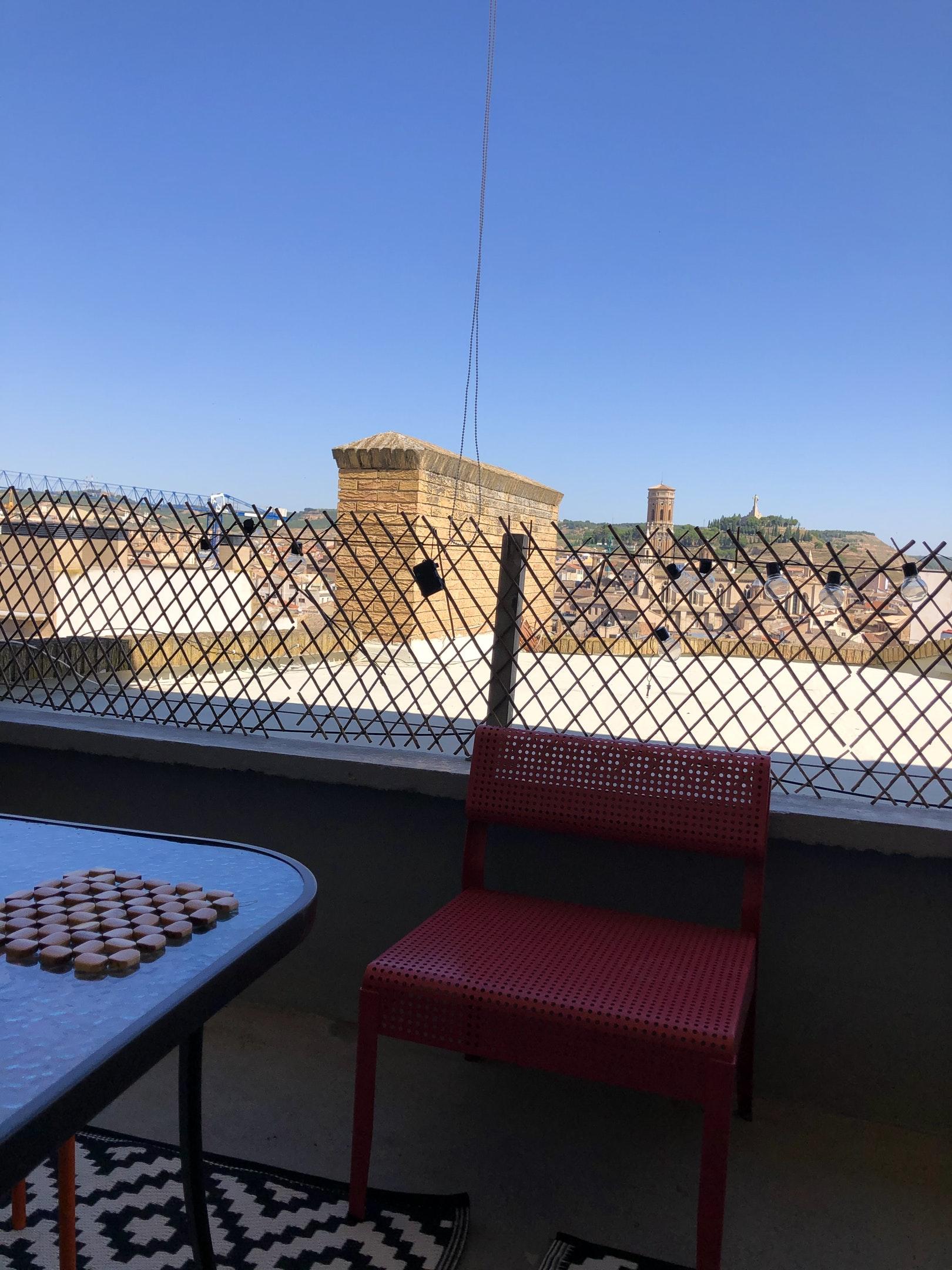 Ferienwohnung Wohnung mit 2 Schlafzimmern in Tudela mit schöner Aussicht auf die Stadt, möblierter Terra (2708241), Tudela, , Navarra, Spanien, Bild 67