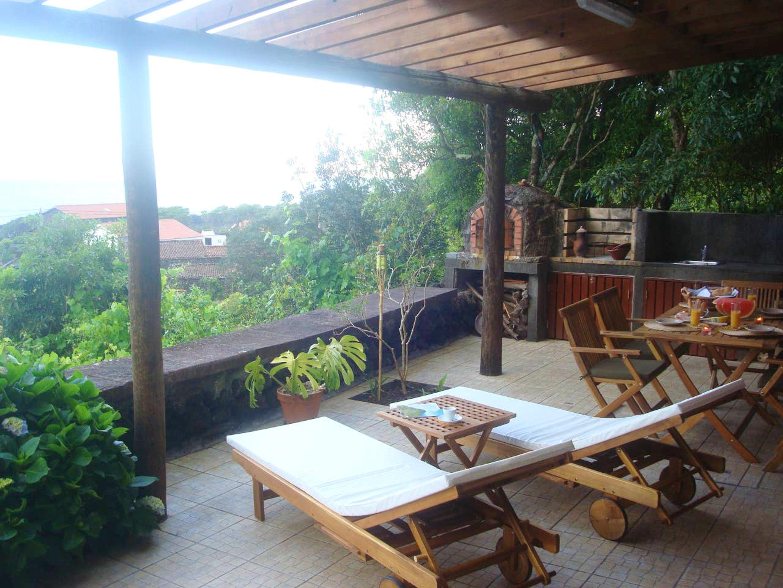 Ferienhaus Haus mit 2 Schlafzimmern in Prainha mit herrlichem Meerblick, möblierter Terrasse und W-LA (2730065), Prainha, Pico, Azoren, Portugal, Bild 5
