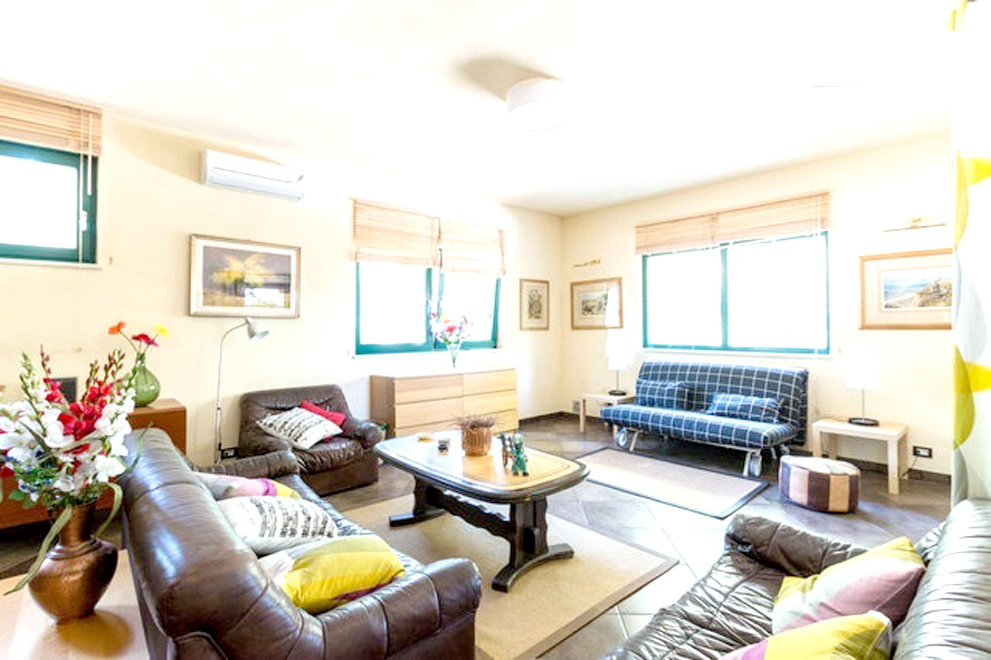 Appartement de vacances Studio in Modica mit Pool, möblierter Terrasse und W-LAN - 20 km vom Strand entfernt (2235007), Modica, Ragusa, Sicile, Italie, image 5