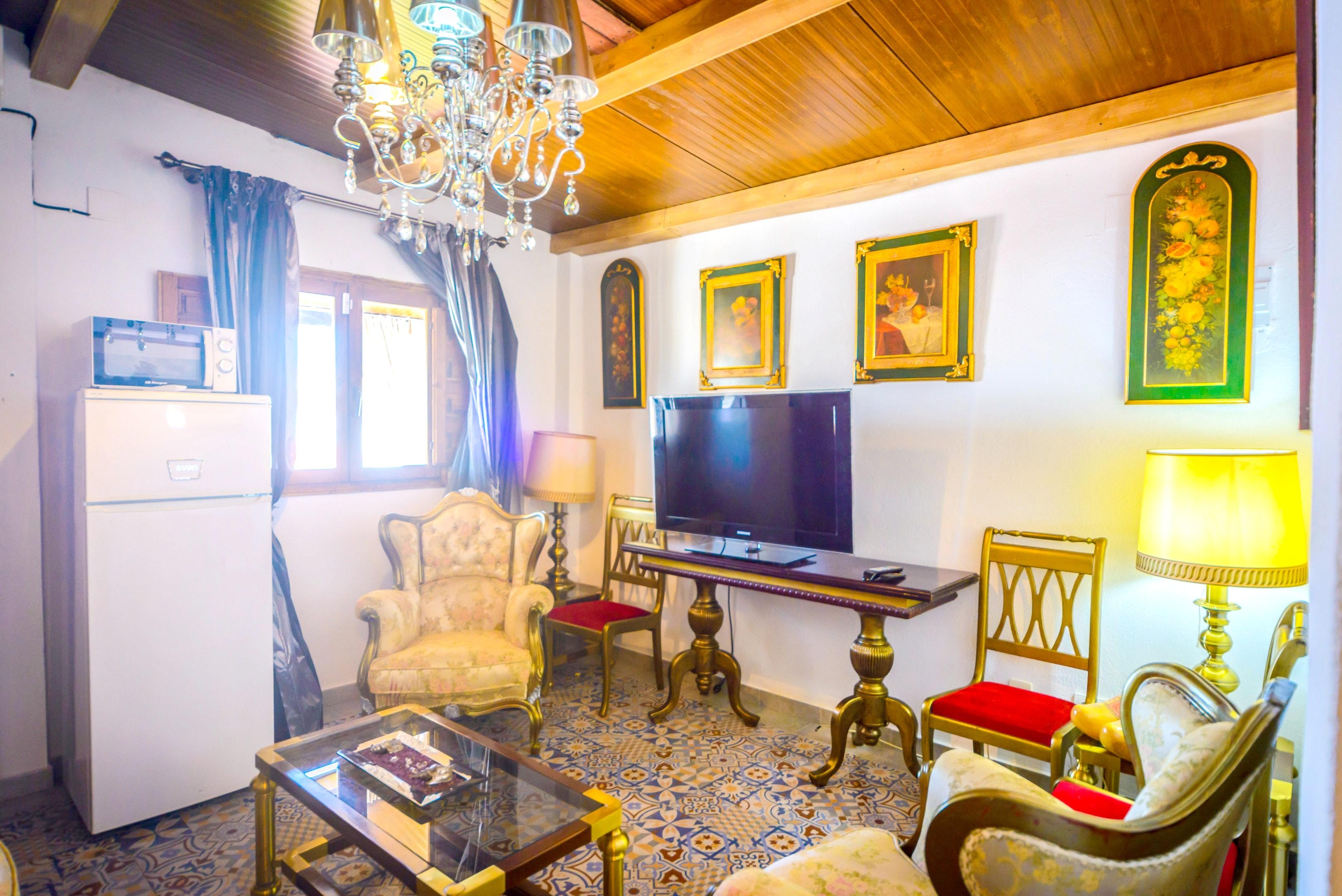 Ferienhaus Villa mit 3 Schlafzimmern in Peñaflor mit privatem Pool, eingezäuntem Garten und W-LAN (2208249), Peñaflor, Sevilla, Andalusien, Spanien, Bild 14