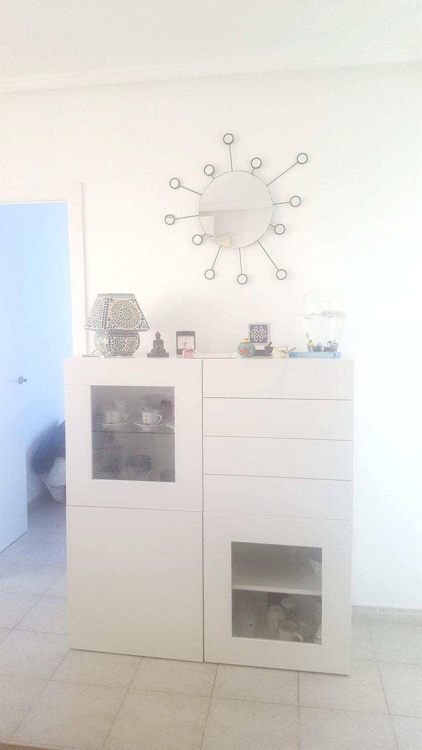 Ferienhaus Sonniges Haus mit 2 Schlafzimmern, WLAN, Swimmingpool und Solarium nahe Torrevieja - 1km z (2202043), Torrevieja, Costa Blanca, Valencia, Spanien, Bild 12