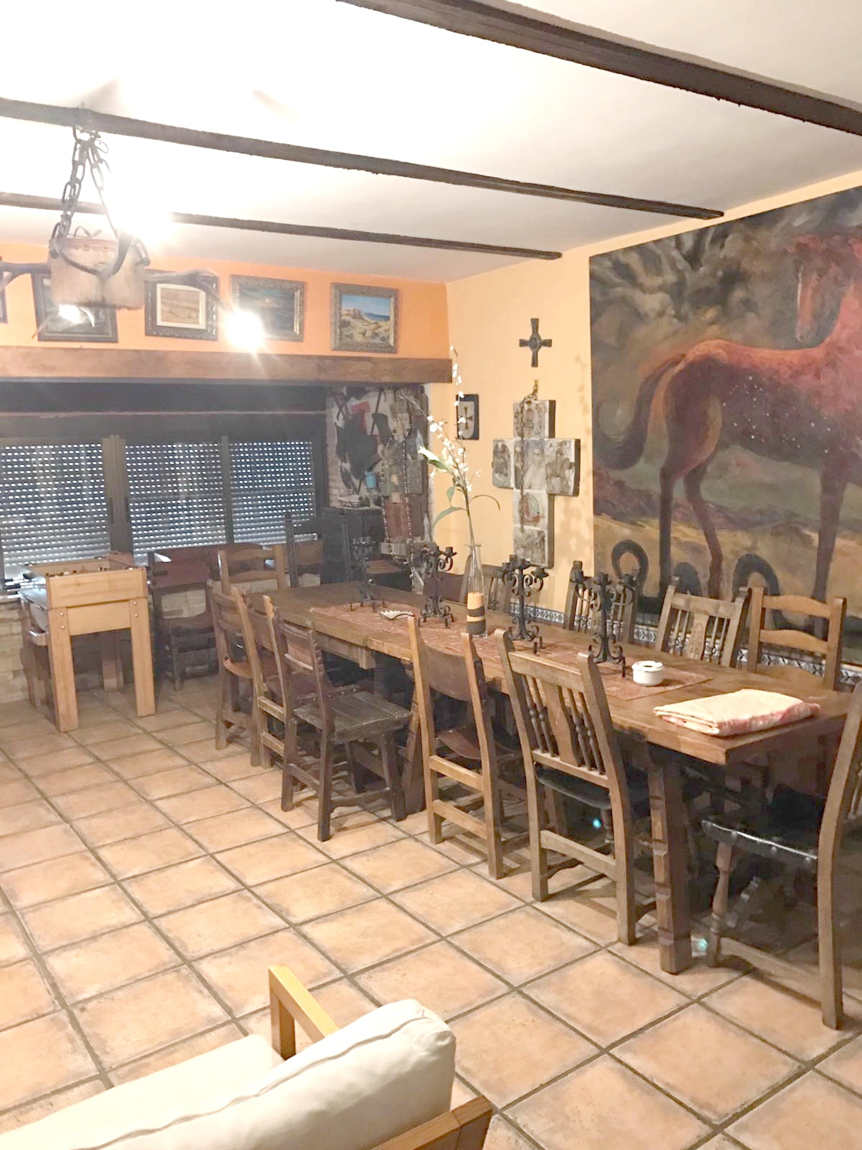 Ferienhaus Haus mit 7 Schlafzimmern in Burguillos de Toledo mit privatem Pool und eingezäuntem Garten (2299203), Burguillos de Toledo, Toledo, Kastilien-La Mancha, Spanien, Bild 6