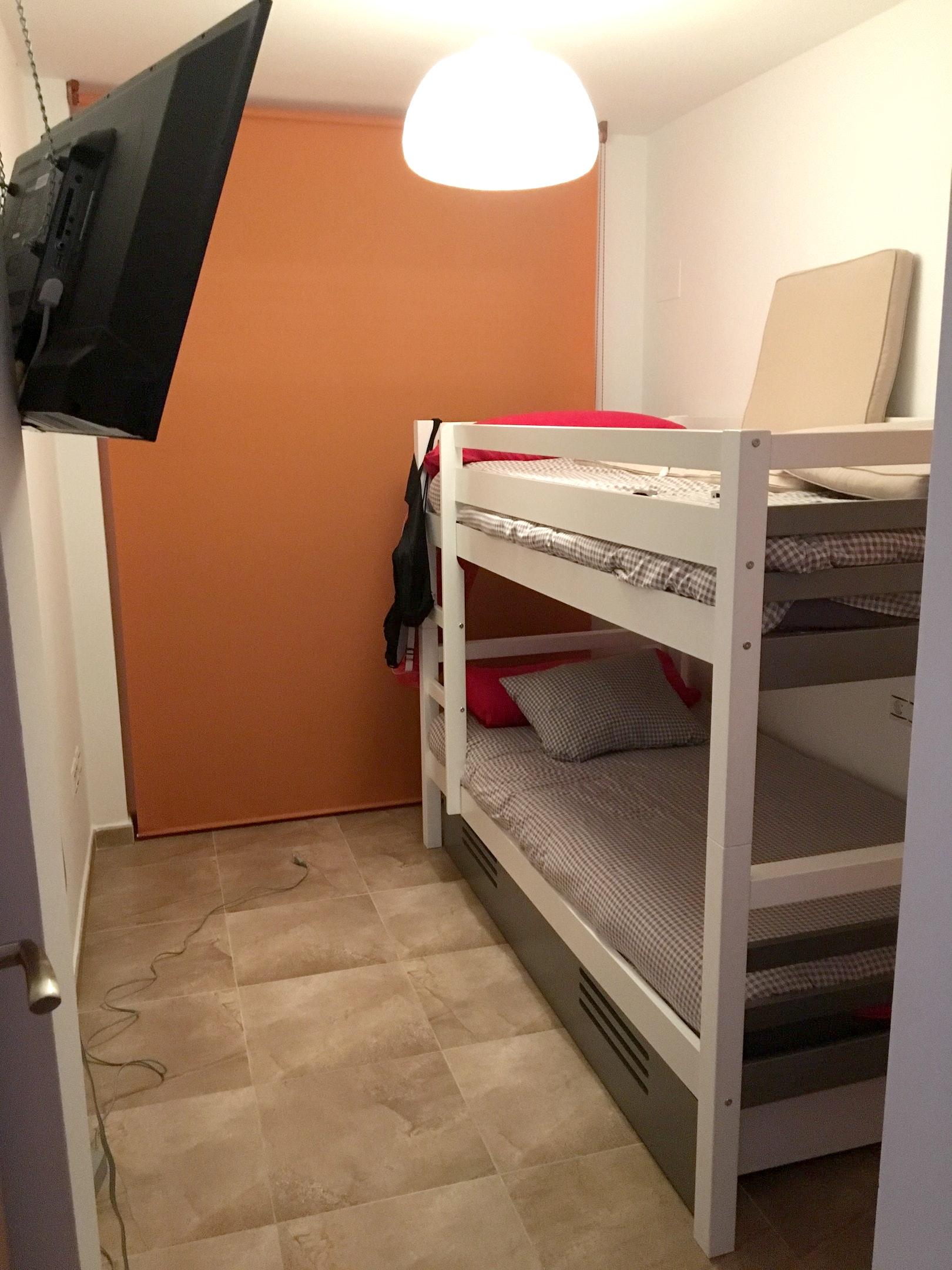 Ferienwohnung Wohnung mit 2 Schlafzimmern in San Jordi mit Pool, möblierter Terrasse und W-LAN - 25 km v (2218181), San Jorge, Provinz Castellón, Valencia, Spanien, Bild 10