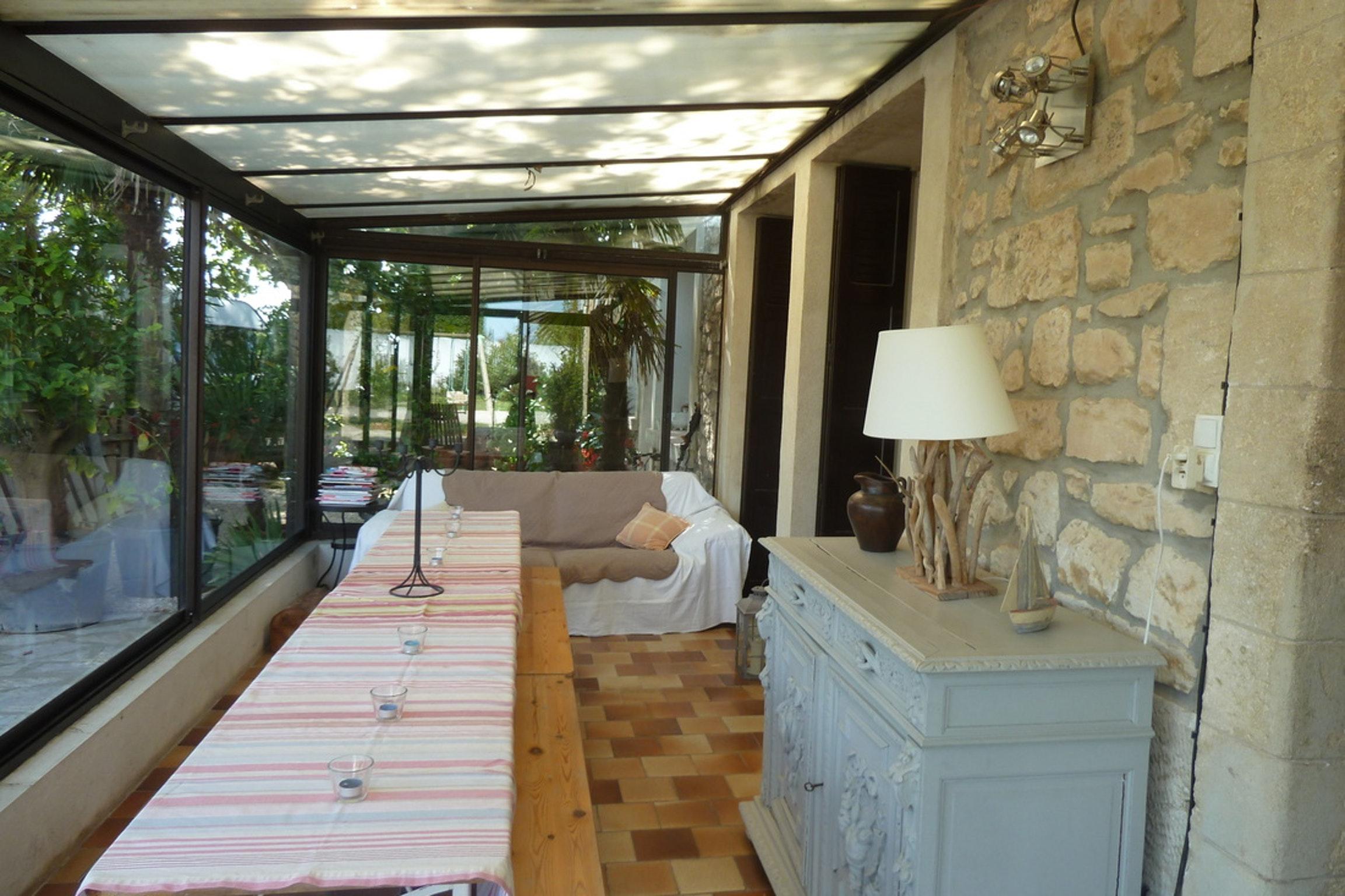 Ferienhaus Haus mit 6 Schlafzimmern in Pernes-les-Fontaines mit privatem Pool, möbliertem Garten und  (2377414), Pernes les Fontaines, Saône-et-Loire, Burgund, Frankreich, Bild 12