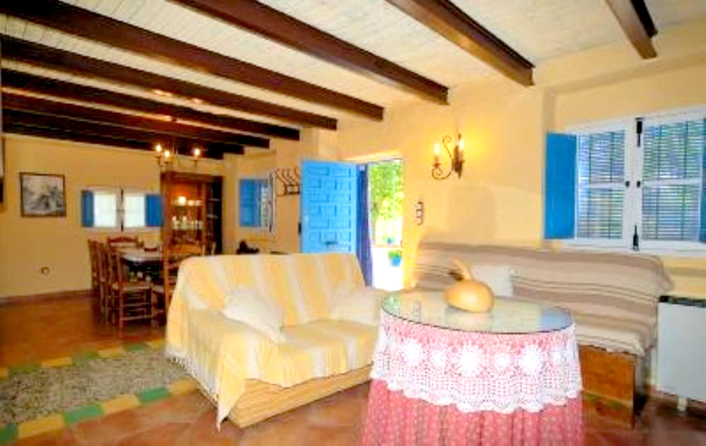 Haus mit 5 Schlafzimmern in Huétor Tá Ferienhaus
