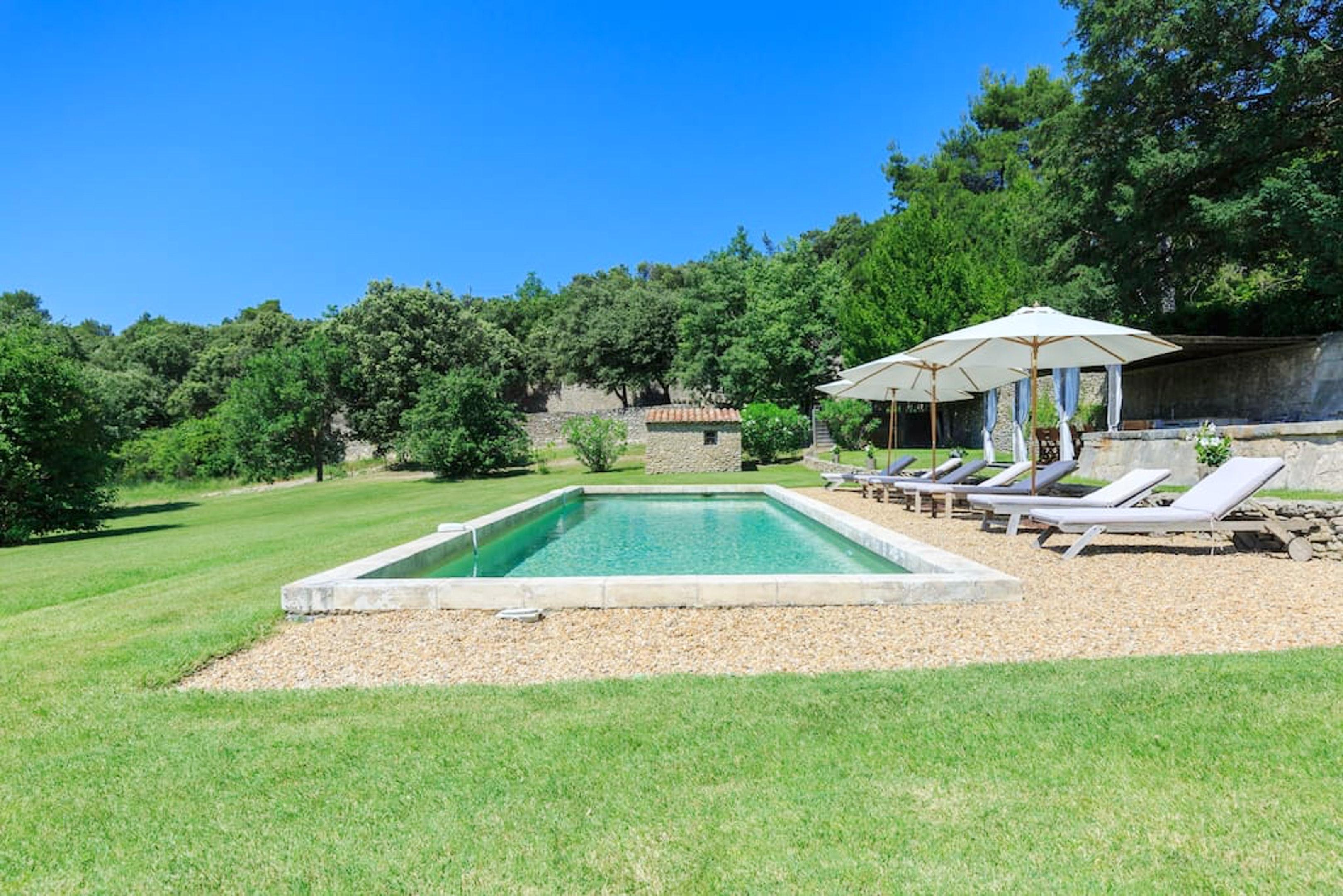 Maison de vacances Villa mit 6 Schlafzimmern in L'Isle-sur-la-Sorgue mit privatem Pool, möbliertem Garten und (2647203), L'Isle sur la Sorgue, Vaucluse, Provence - Alpes - Côte d'Azur, France, image 47