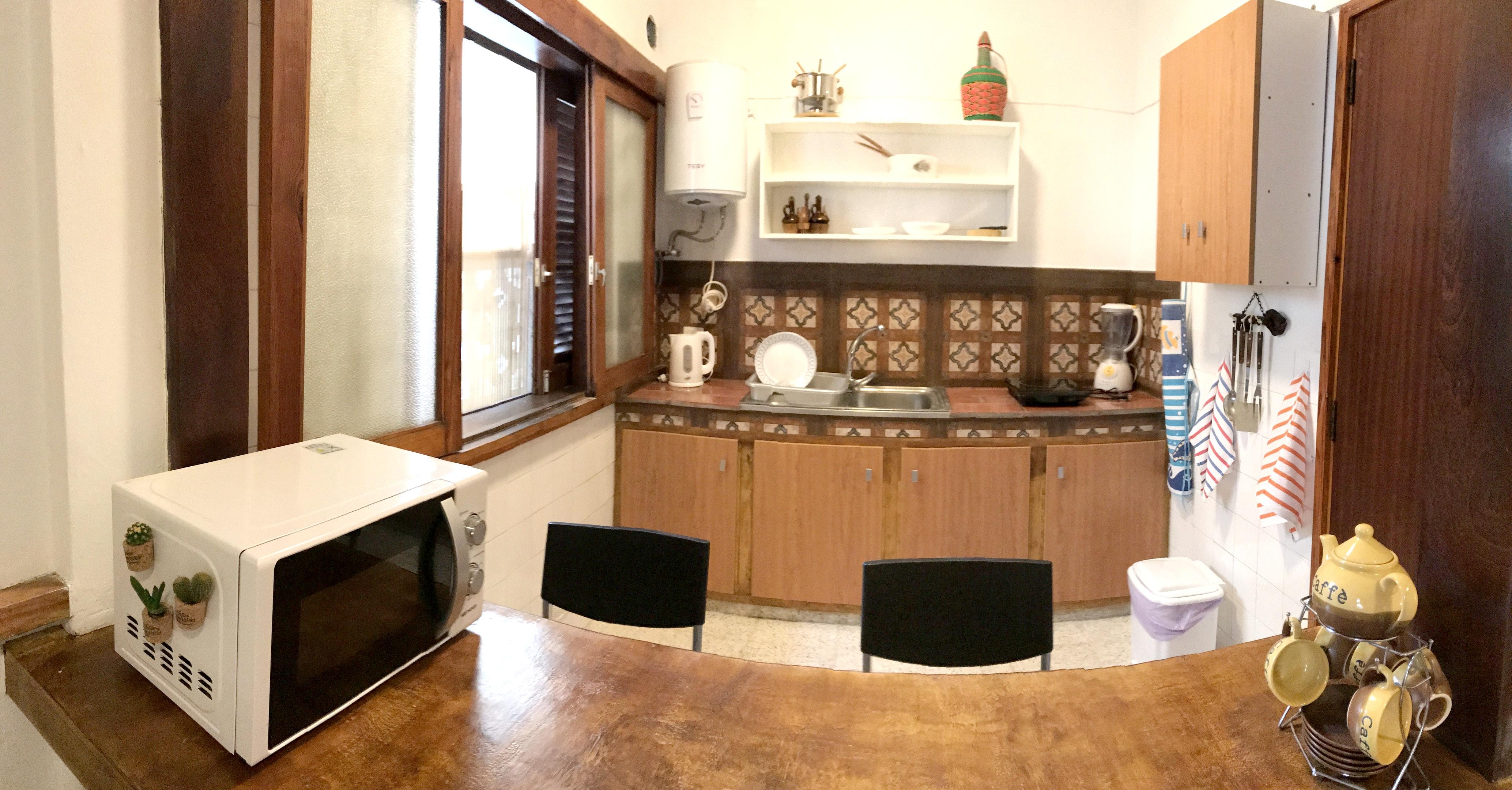 Appartement de vacances Studio in El Médano mit eingezäuntem Garten und W-LAN - 100 m vom Strand entfernt (2399644), El Medano, Ténérife, Iles Canaries, Espagne, image 15