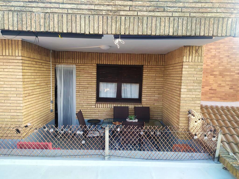 Ferienwohnung Wohnung mit 2 Schlafzimmern in Tudela mit schöner Aussicht auf die Stadt, möblierter Terra (2708241), Tudela, , Navarra, Spanien, Bild 3