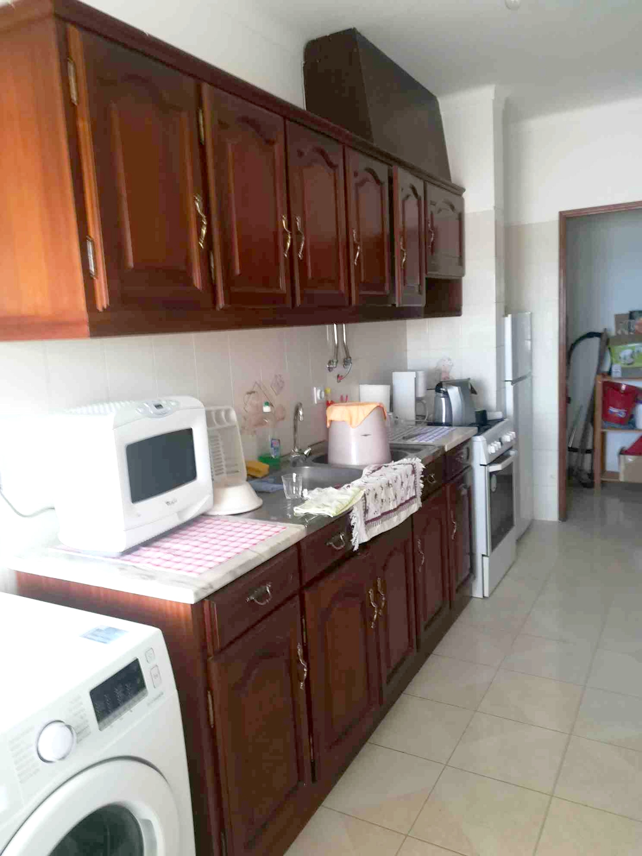 Holiday apartment Wohnung mit 3 Schlafzimmern in Nazaré mit herrlichem Meerblick und möblierter Terrasse (2639548), Nazaré, Costa de Prata, Central-Portugal, Portugal, picture 3
