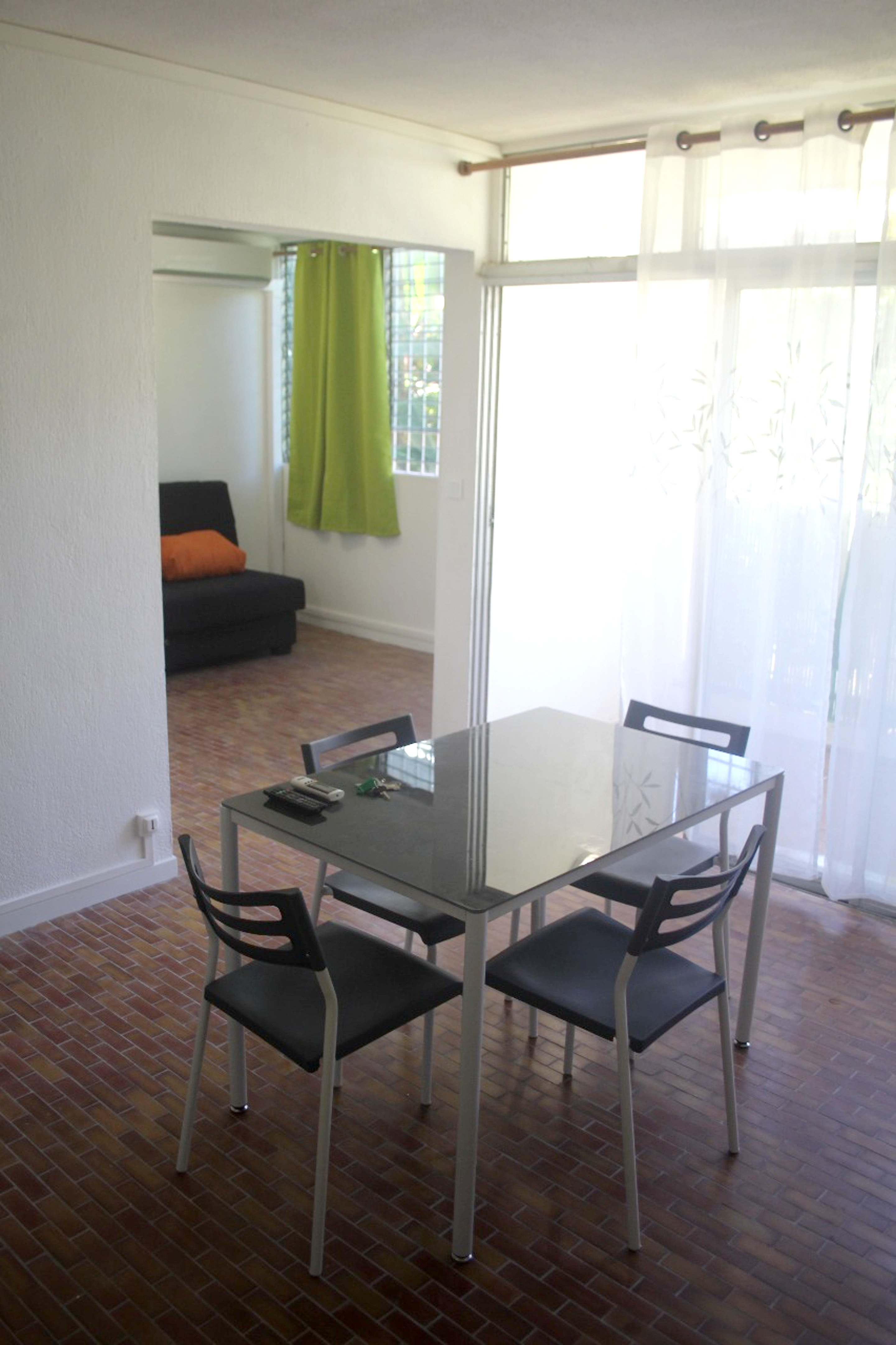 Apartment with one bedroom in Les Trois Ilets, with furnished garden - 300 m from the beach