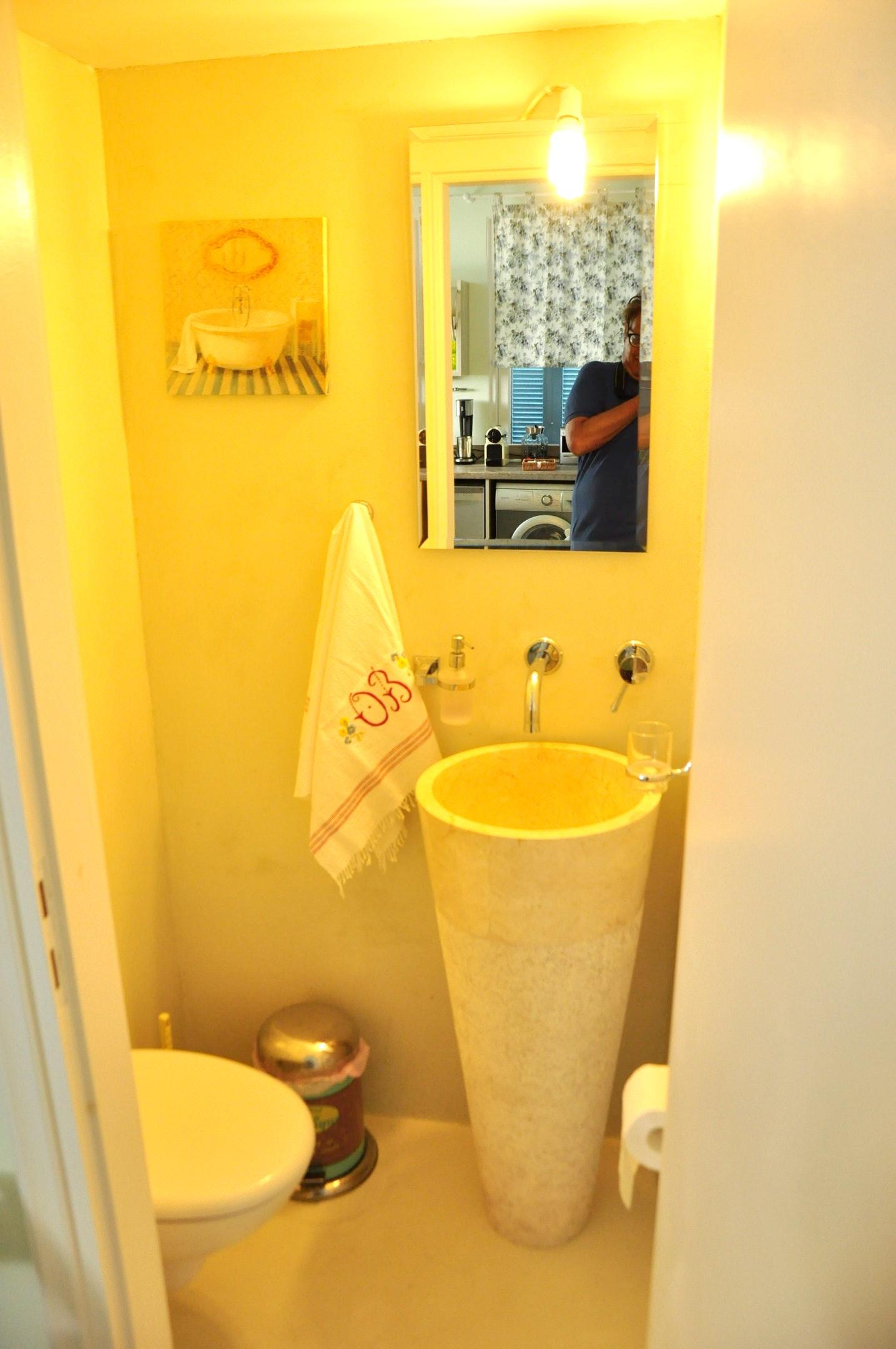 Ferienwohnung Wohnung mit 2 Schlafzimmern in Psathi mit herrlichem Meerblick und möblierter Terrasse - 7 (2201600), Kimolos, Kimolos, Kykladen, Griechenland, Bild 16