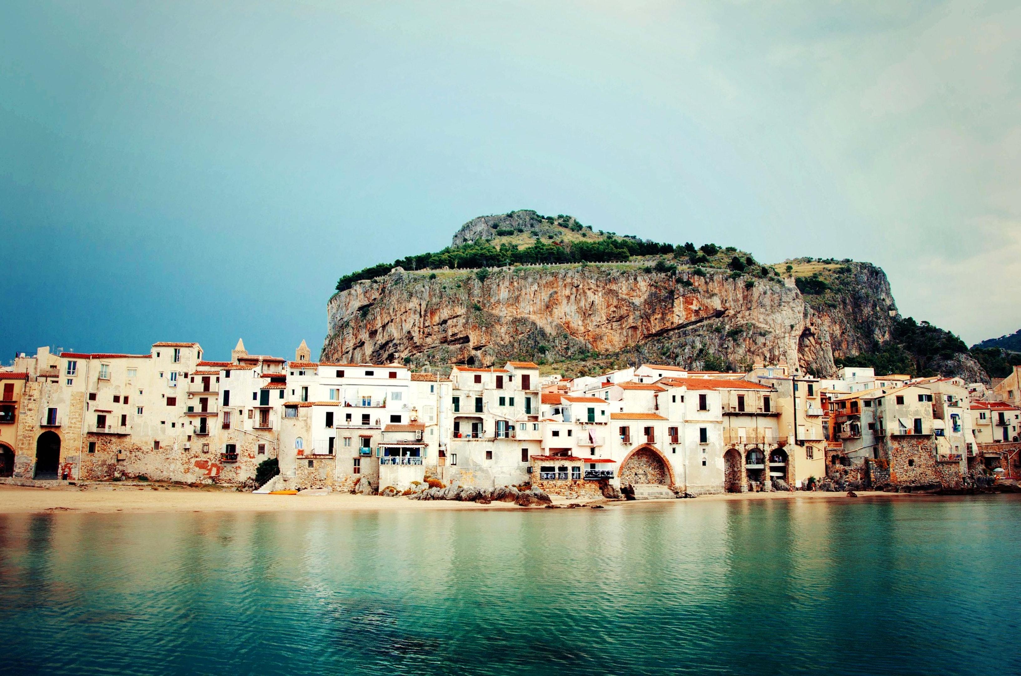 Appartement de vacances Studio in Campofelice di Roccella - 1 km vom Strand entfernt (2489579), Campofelice di Roccella, Palermo, Sicile, Italie, image 14