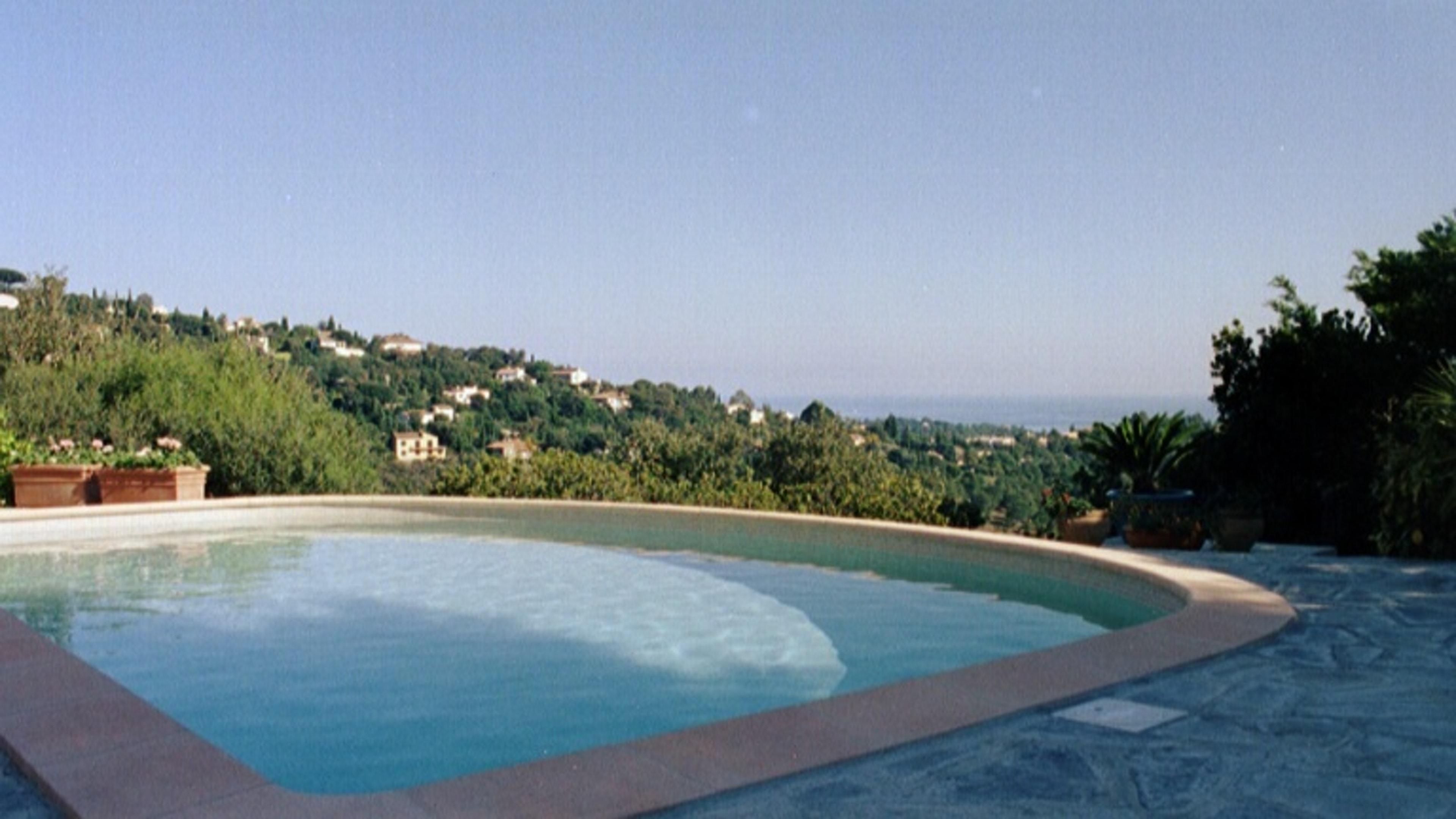 Ferienhaus Villa mit 4 Schlafzimmern in La Croix-Valmer mit herrlichem Meerblick, privatem Pool, eing (2202594), La Croix Valmer, Côte d'Azur, Provence - Alpen - Côte d'Azur, Frankreich, Bild 21